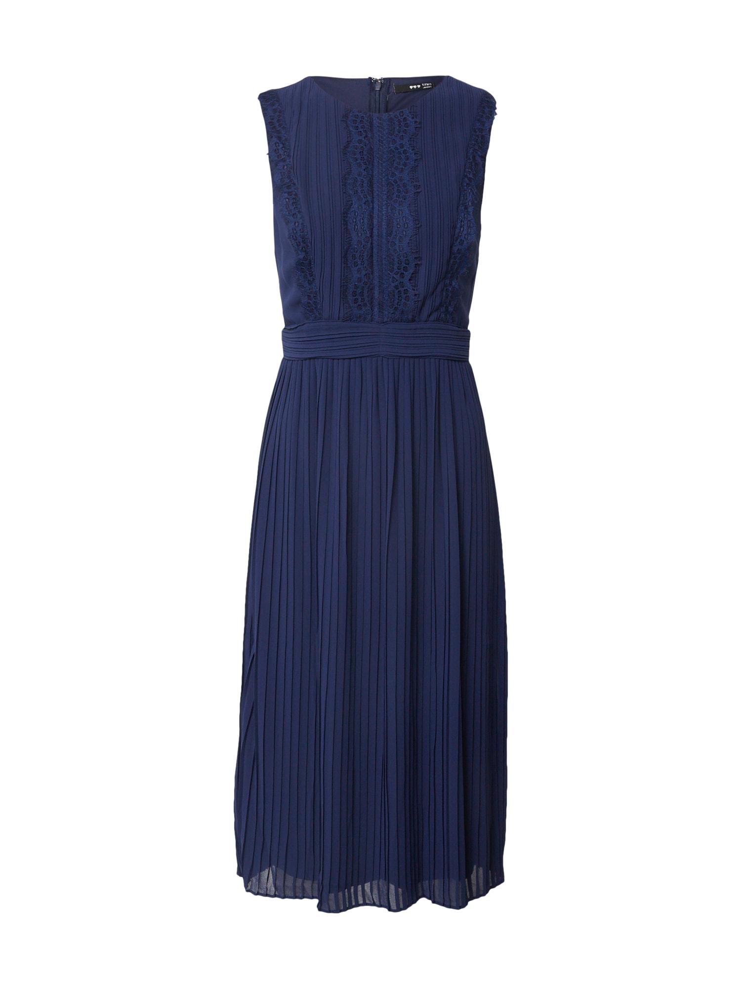 TFNC Letní šaty 'NEICY'  námořnická modř