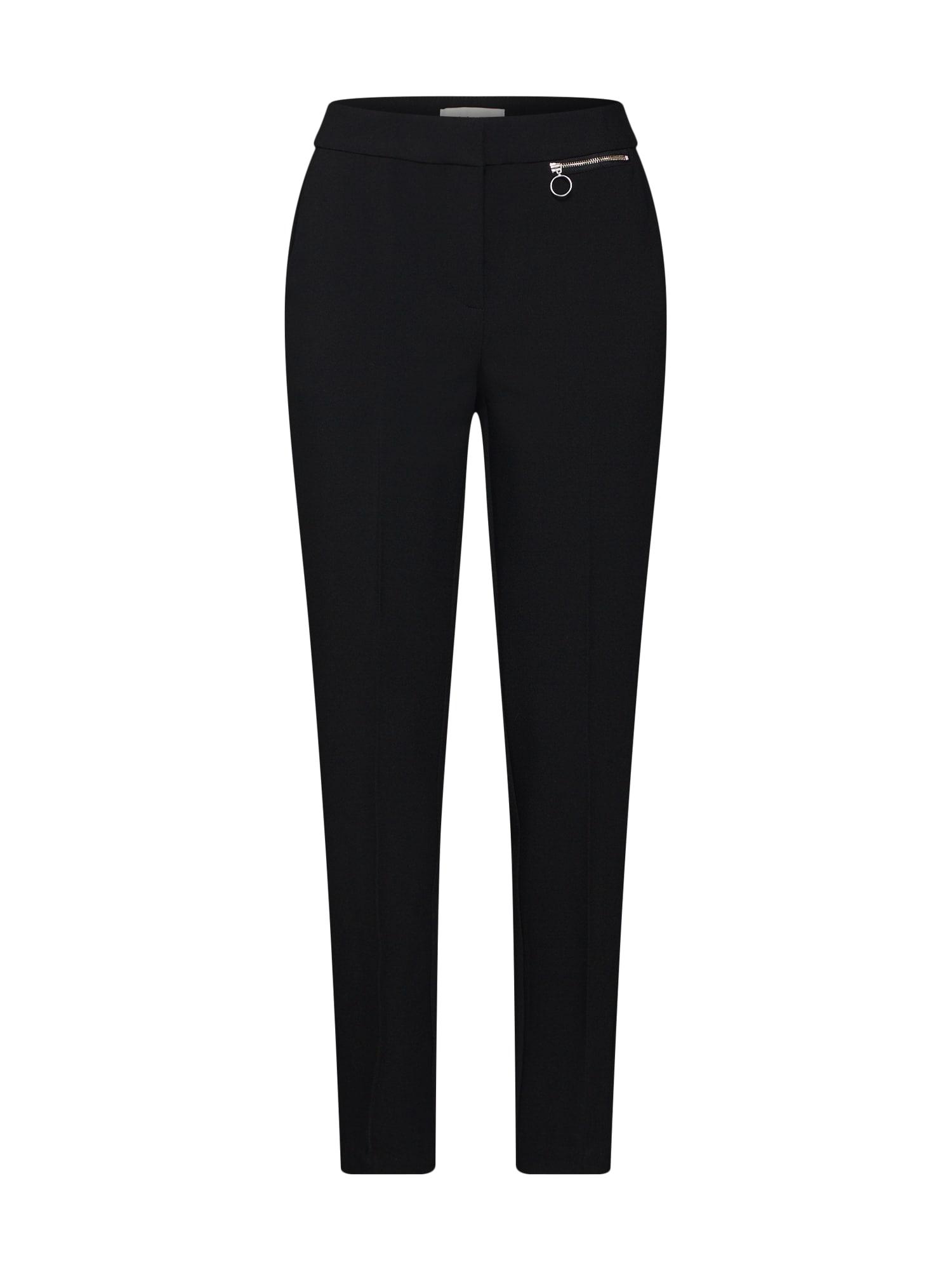 Kalhoty s puky Kate černá Modström