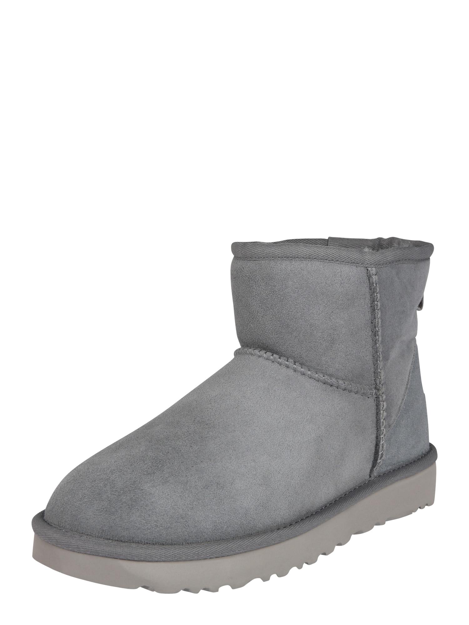 Winterstiefeletten | Schuhe > Stiefeletten > Winterstiefeletten | Hellgrau | Ugg