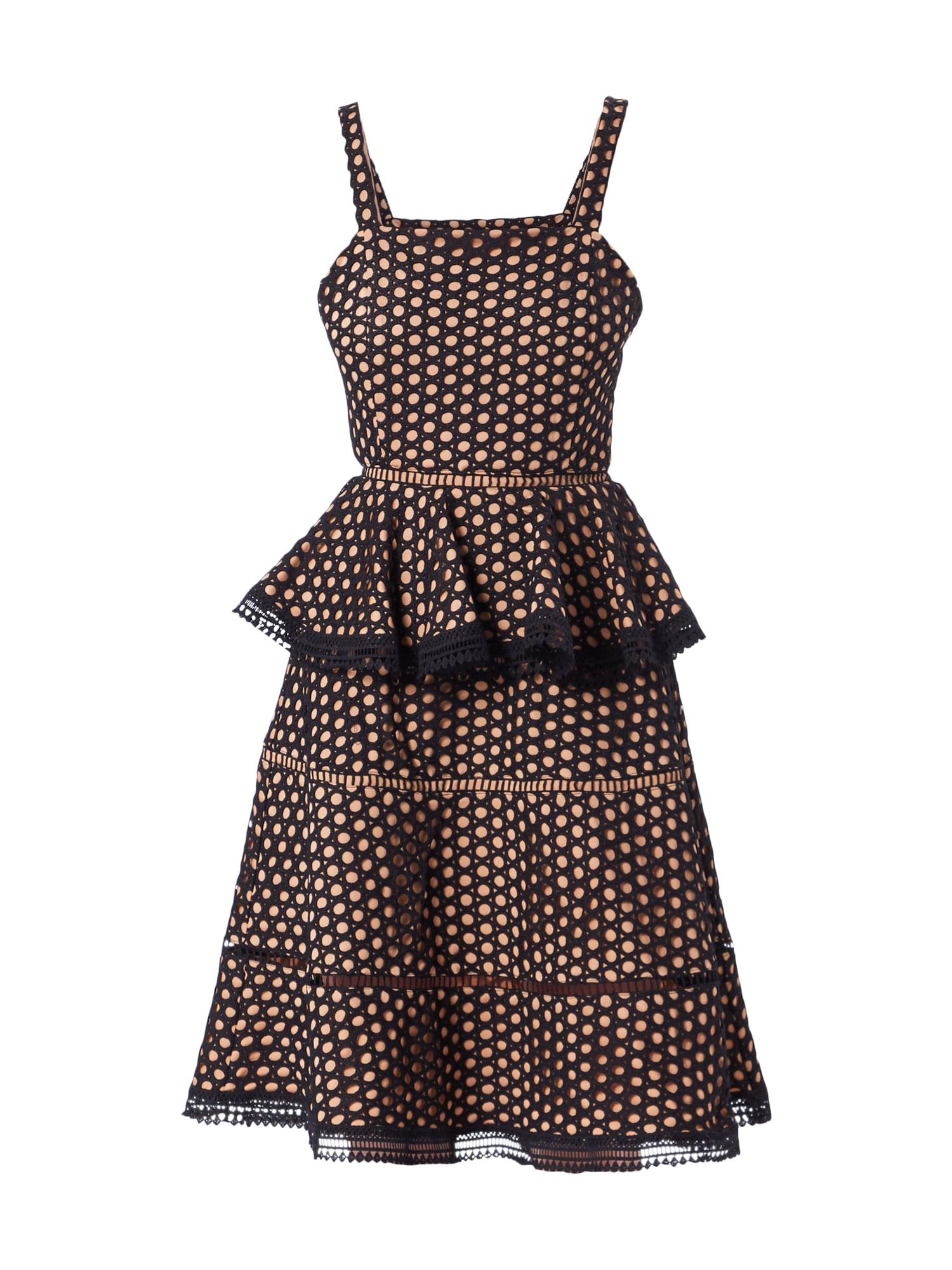 Pouzdrové šaty Alisa černá MICHALSKY FOR ABOUT YOU