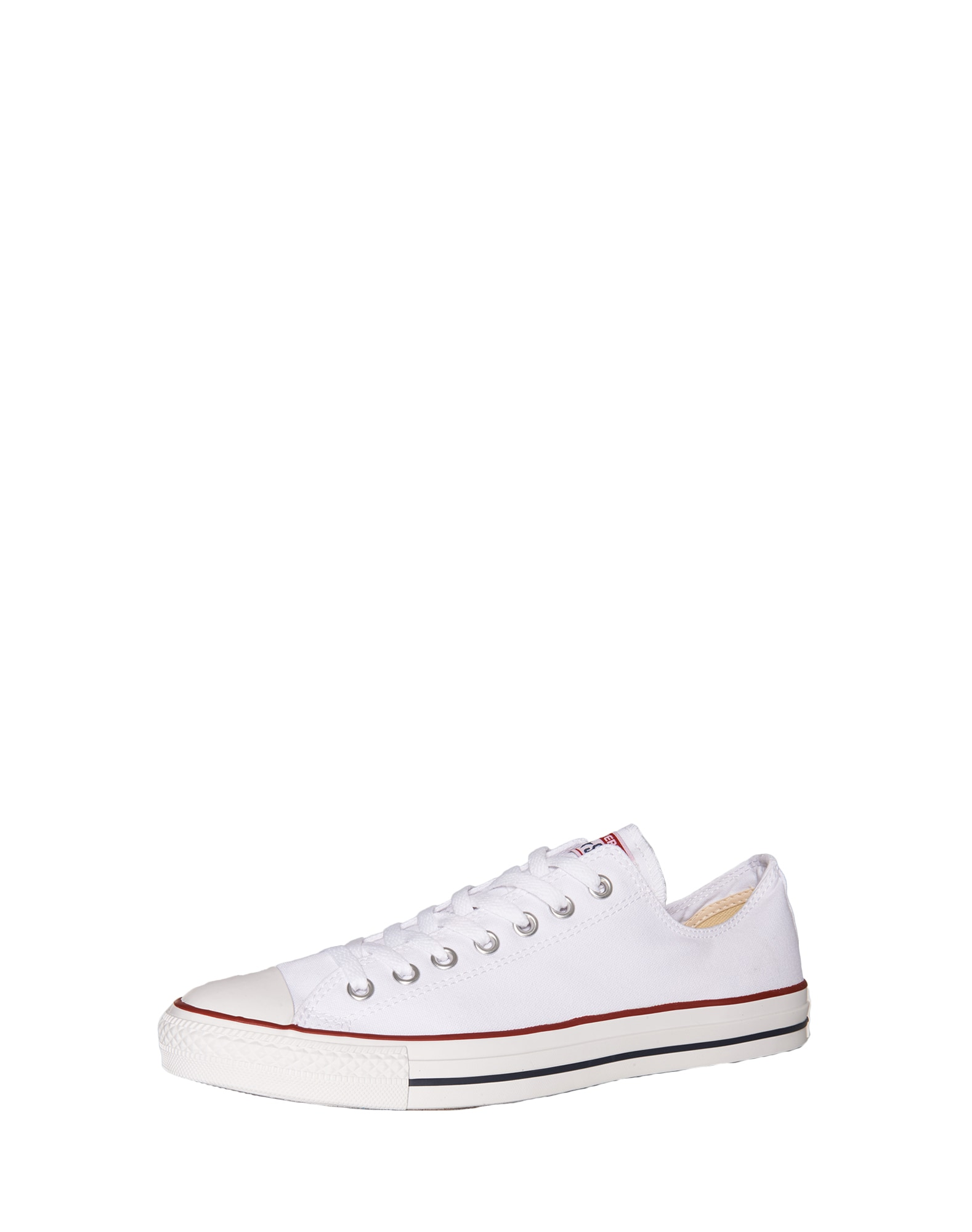 CONVERSE, Heren Sneakers laag 'Chuck Taylor All Star Ox', wit