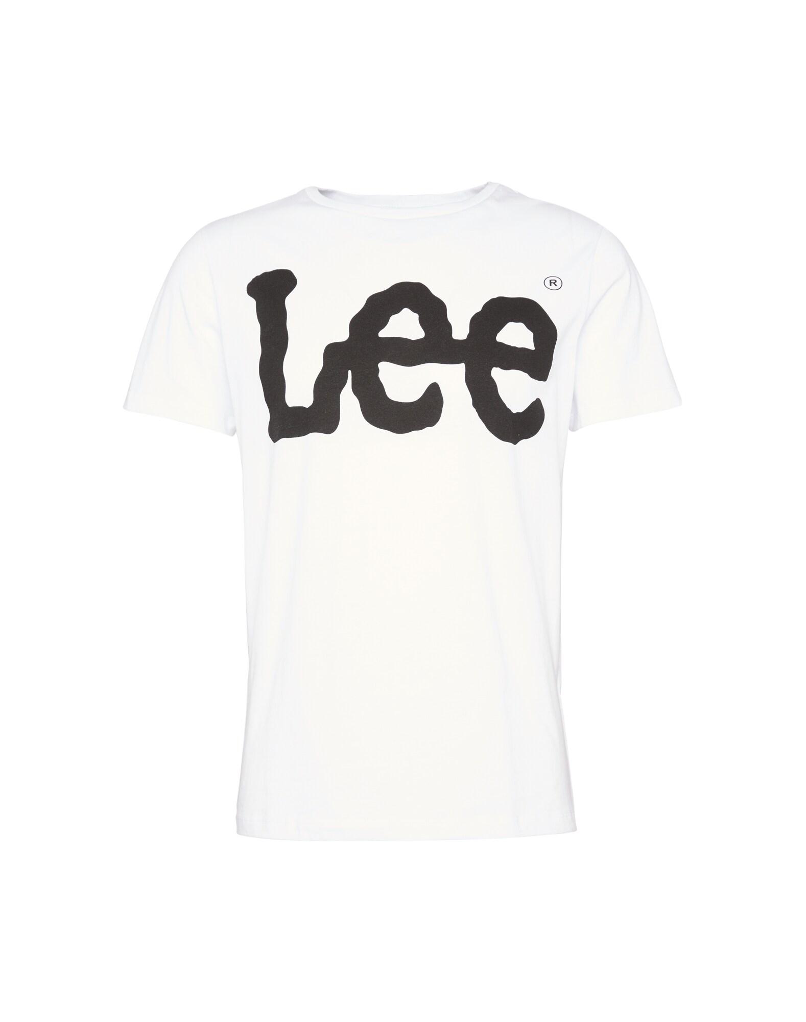 Tričko bílá Lee