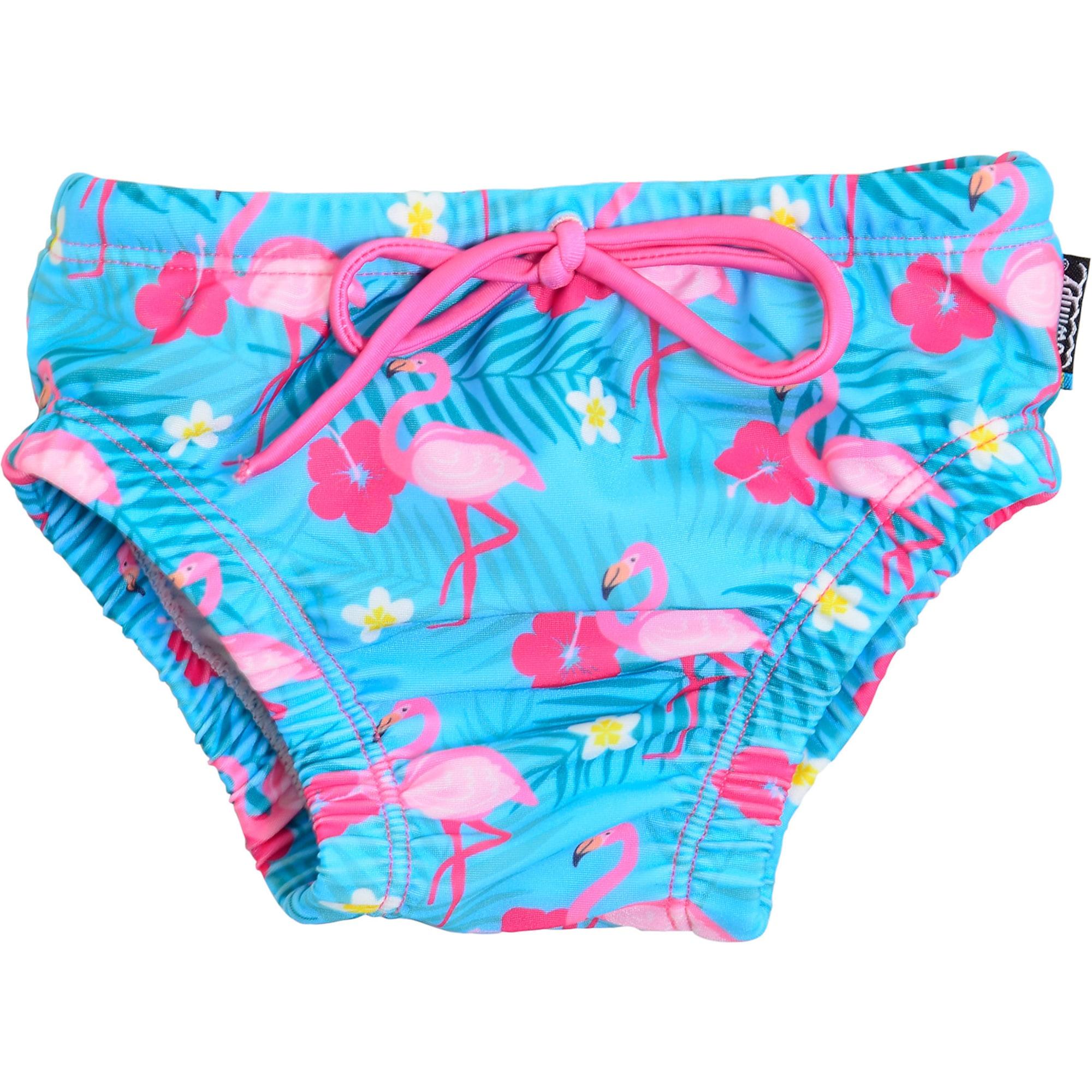 Babybademode - Windel 'Flamingos' - Onlineshop ABOUT YOU