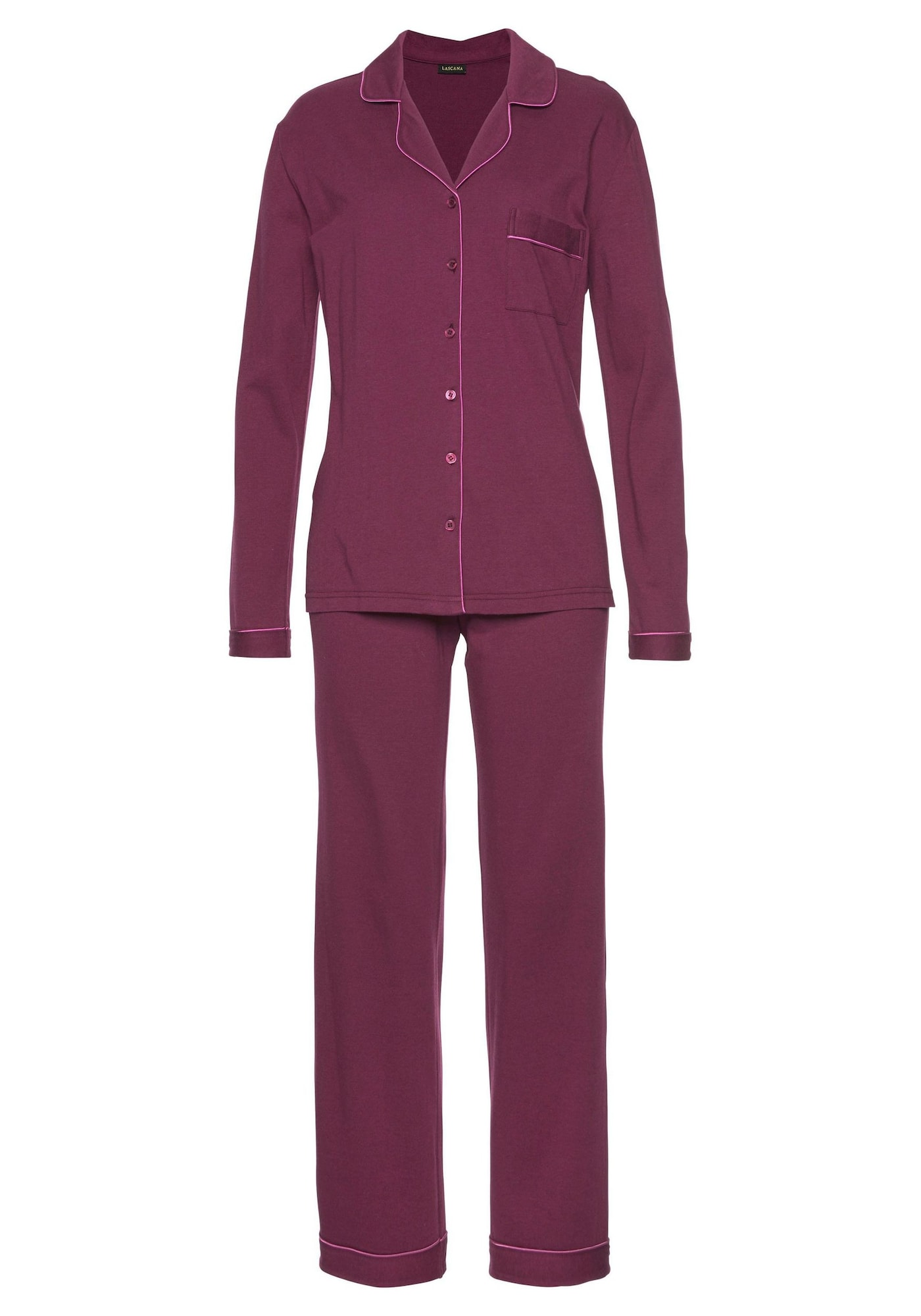 Pyjama | Bekleidung > Nachtwäsche > Pyjamas | Lascana