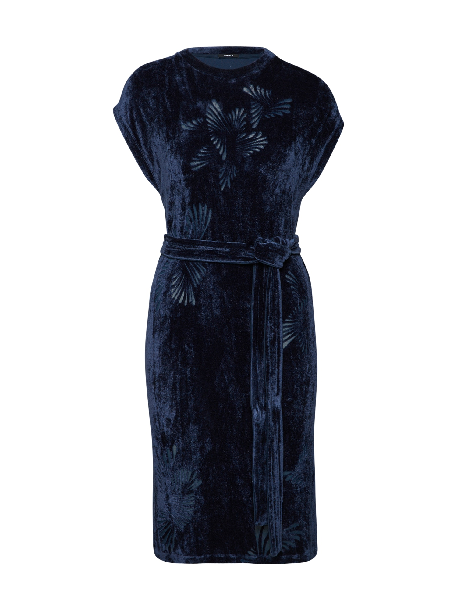 Šaty námořnická modř DENHAM