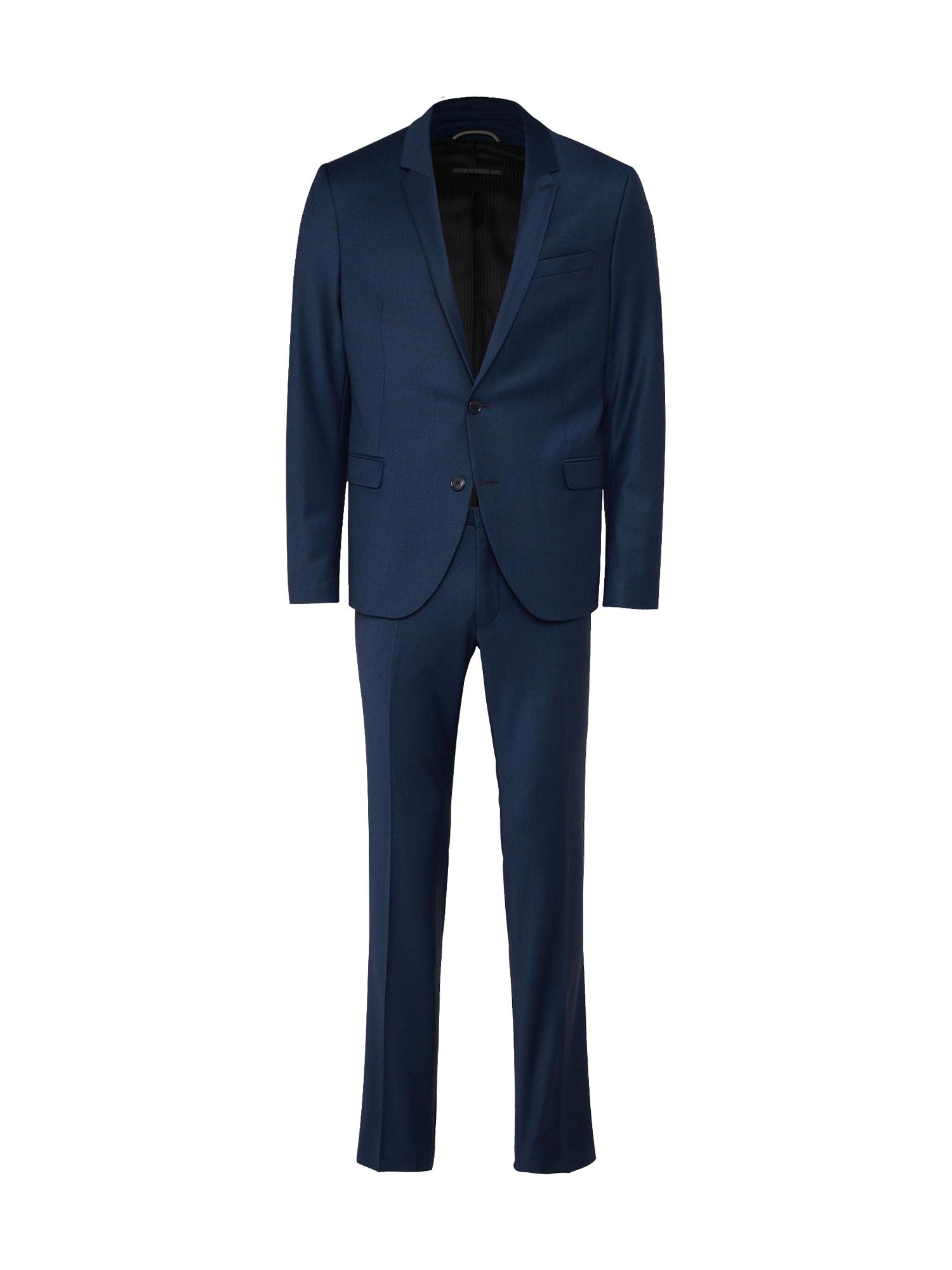 Oblek OREGON tmavě modrá DRYKORN