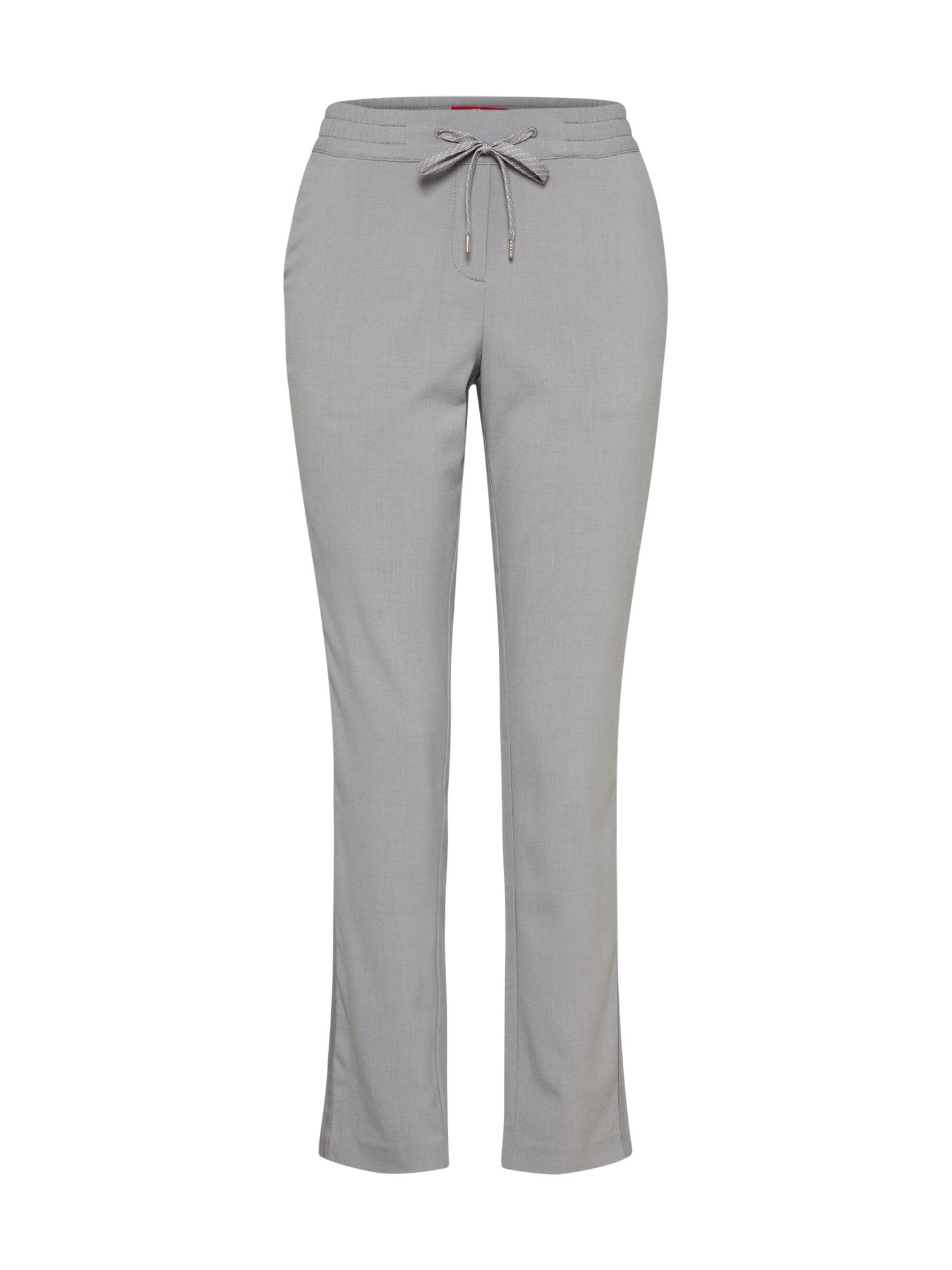 Chino kalhoty šedý melír S.Oliver RED LABEL