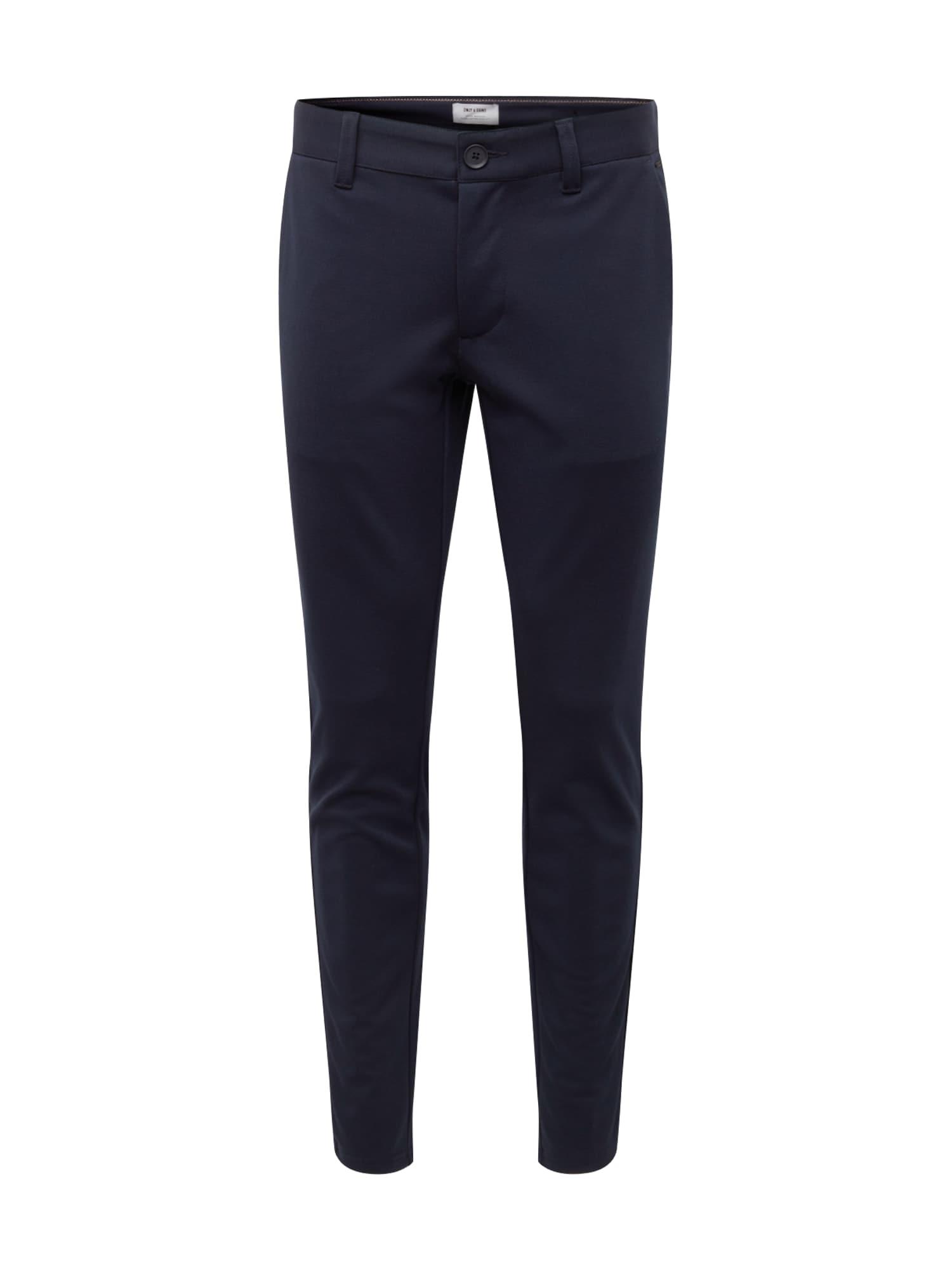 Chino kalhoty MARK PANT GW 0209 tmavě modrá Only & Sons