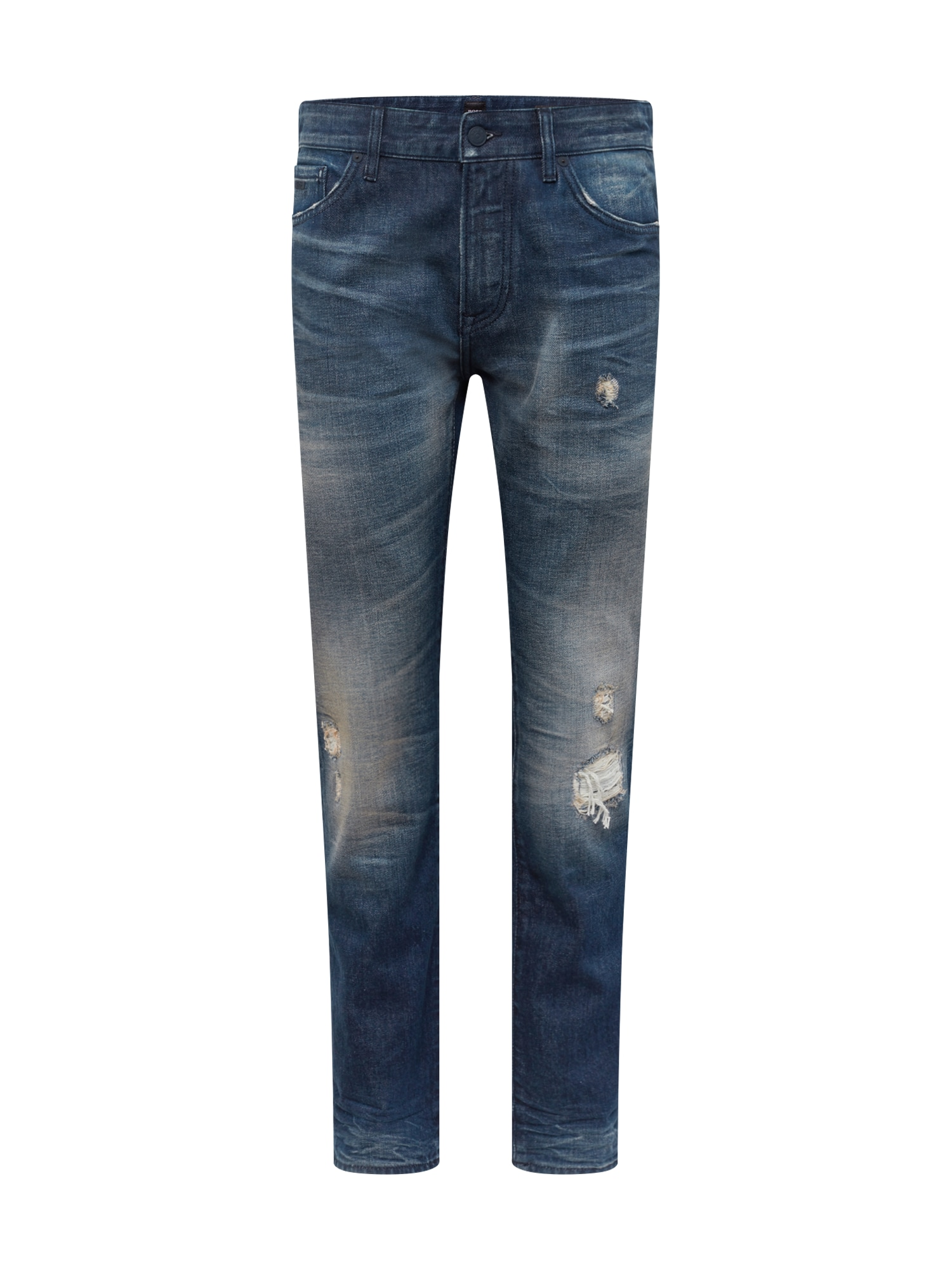 Džíny Maine BC-L 10218017 01 modrá džínovina BOSS
