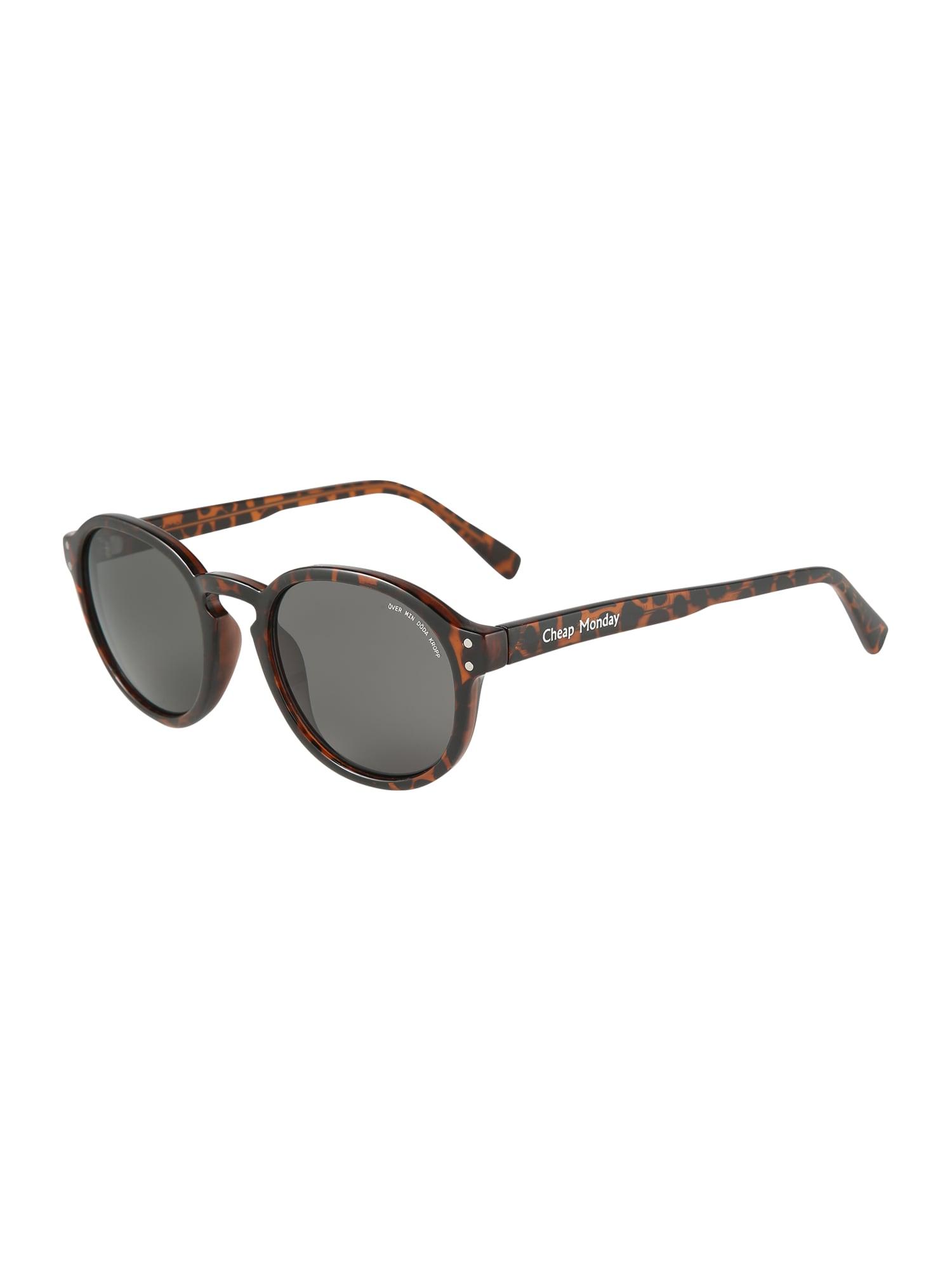 Sluneční brýle Cytric hnědá CHEAP MONDAY