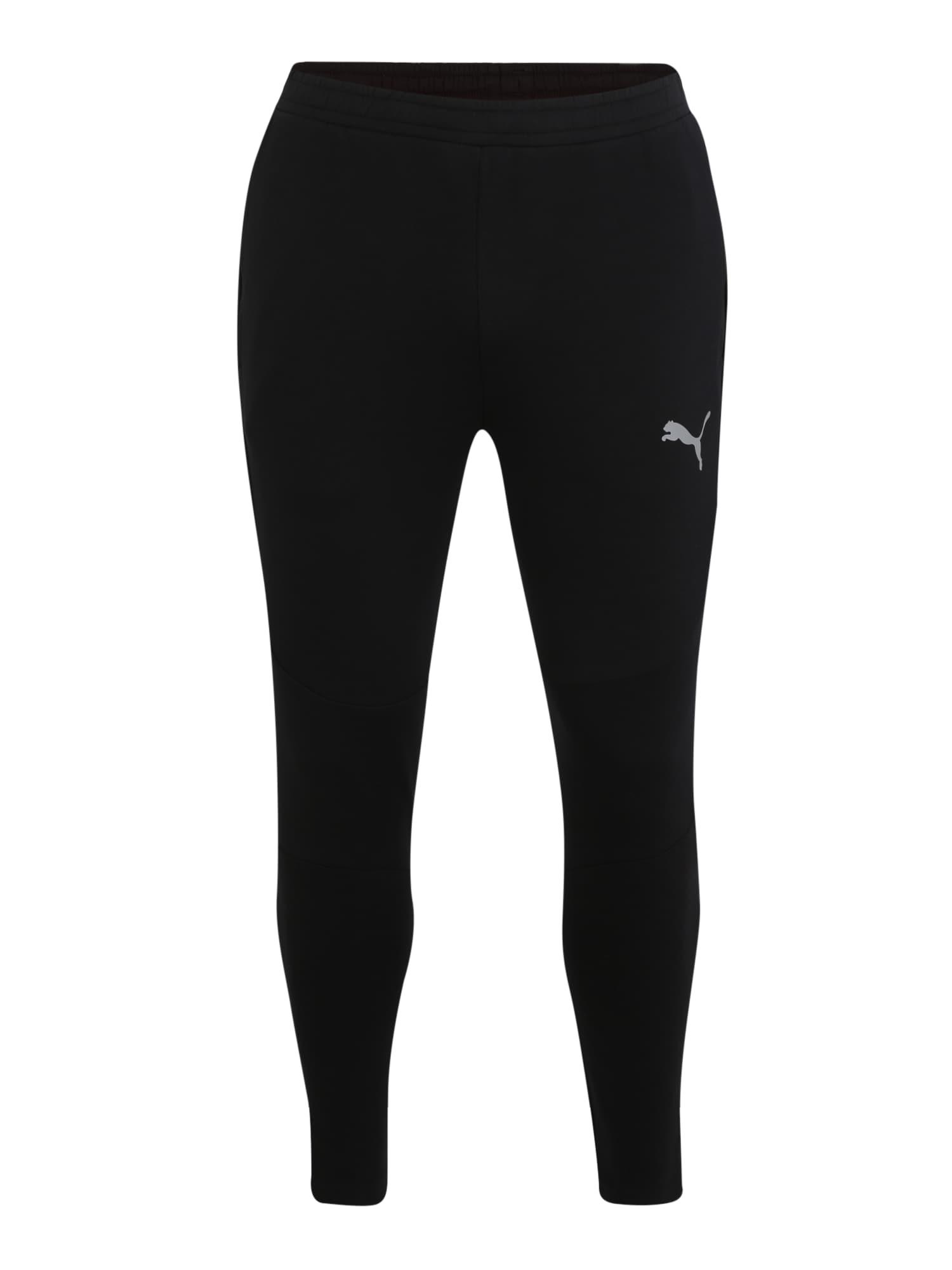 Sportovní kalhoty Evostripe černá PUMA