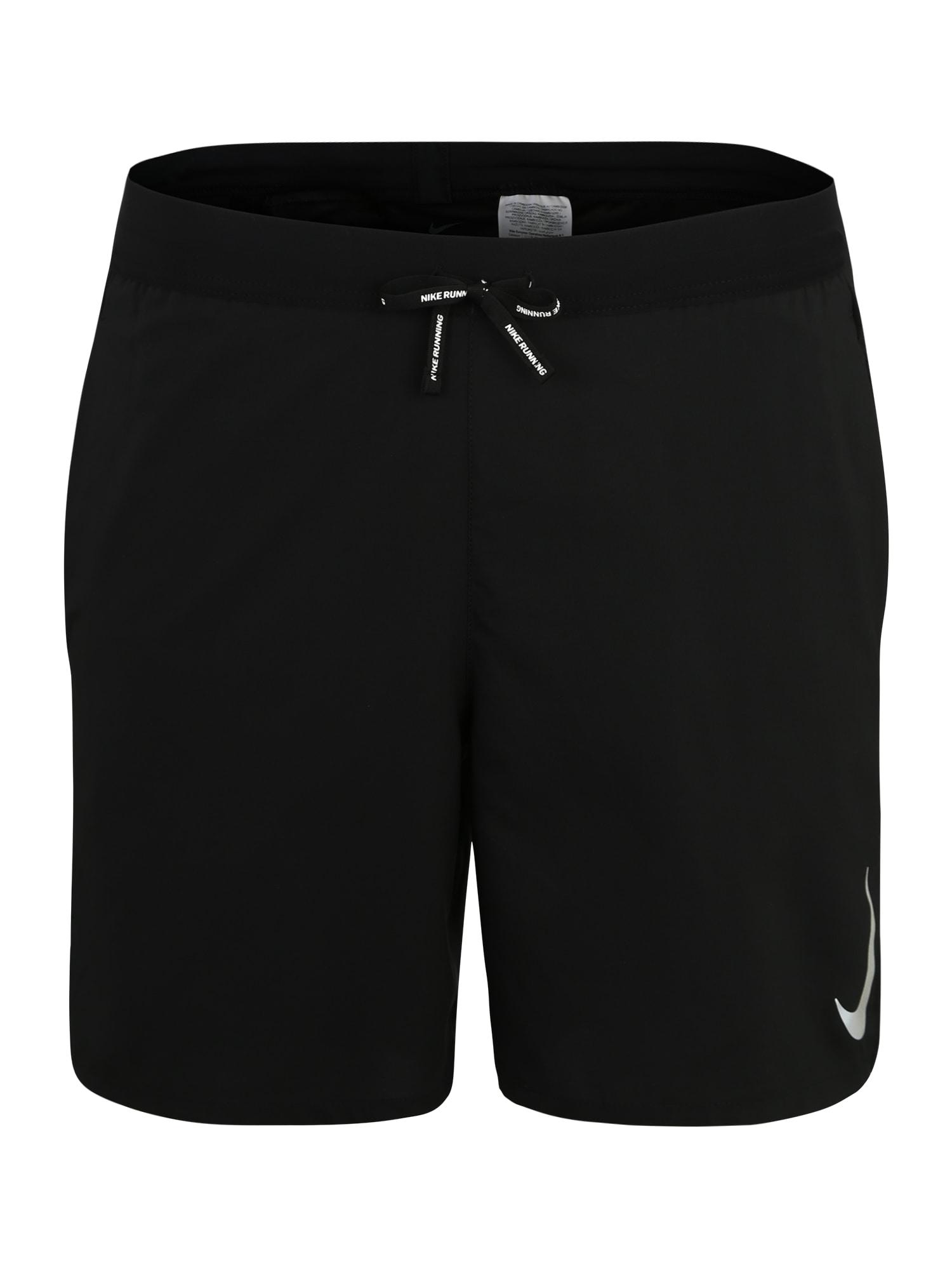 Sportovní kalhoty STRIDE 2IN1 černá NIKE