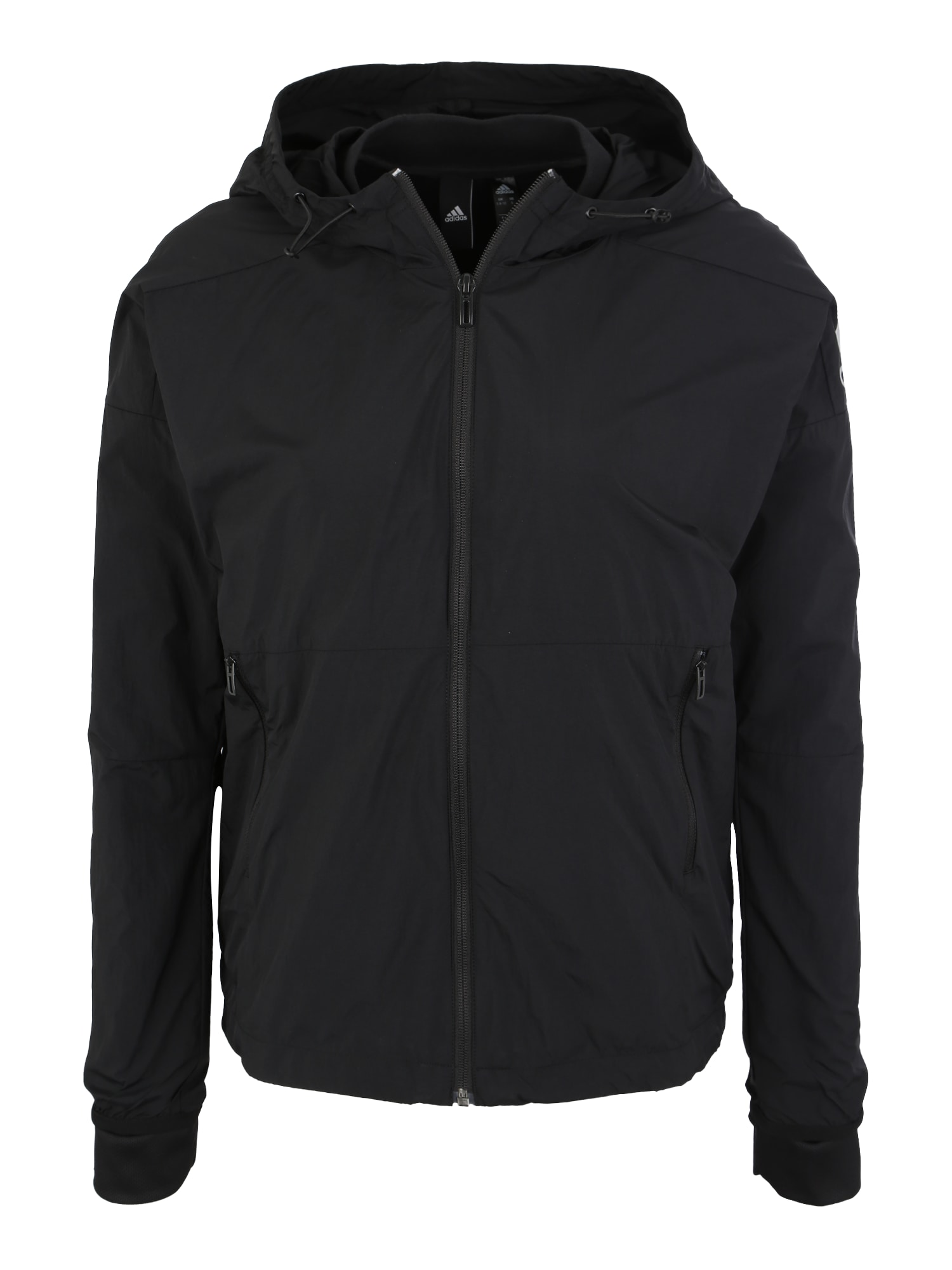 Outdoorová bunda W Id 2in1 Jkt černá ADIDAS PERFORMANCE