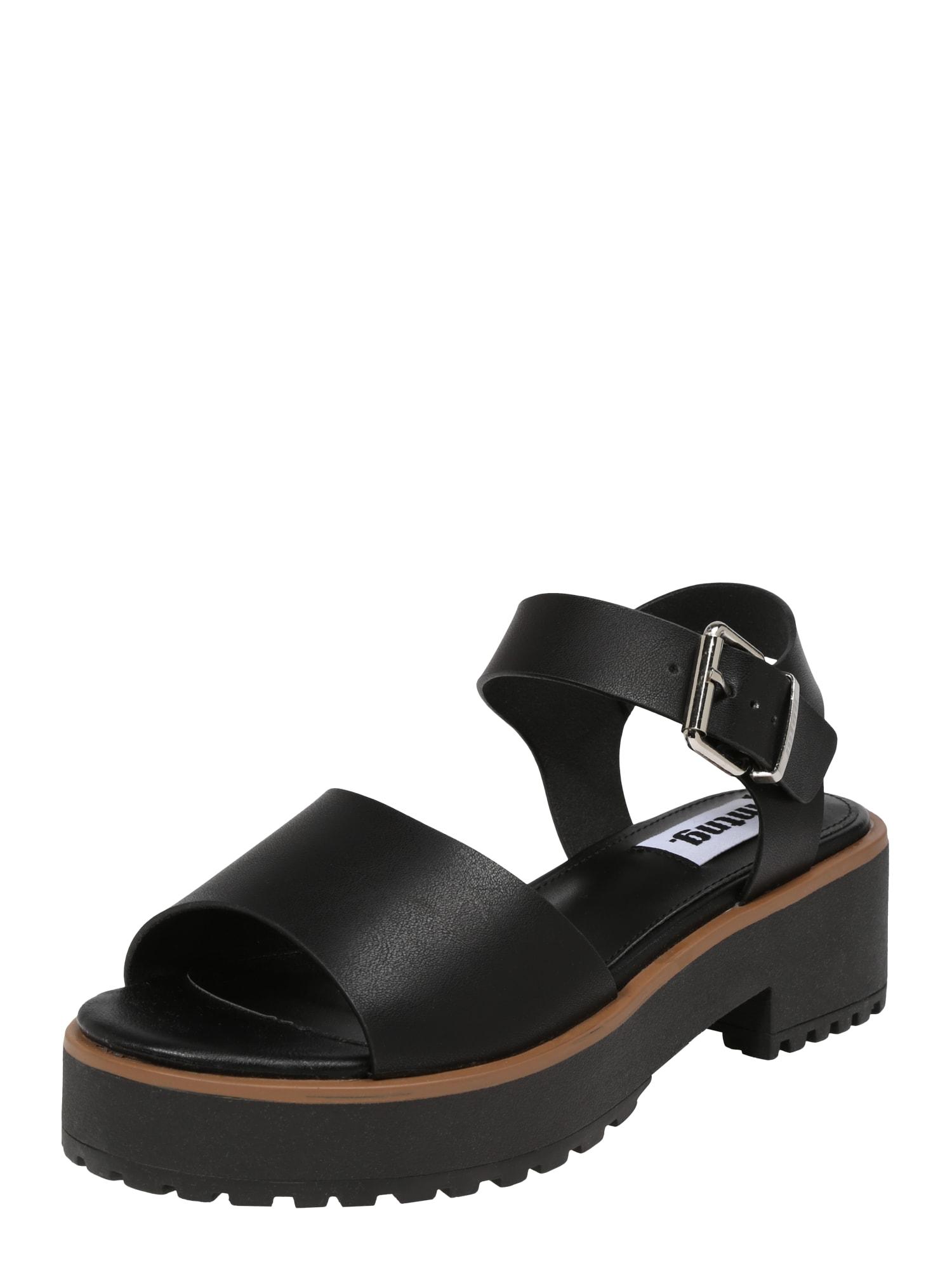 Sandály NEW TIST černá MTNG