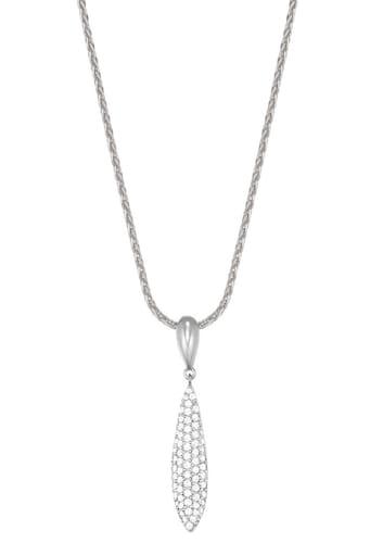 Halskette mit Zirkonia