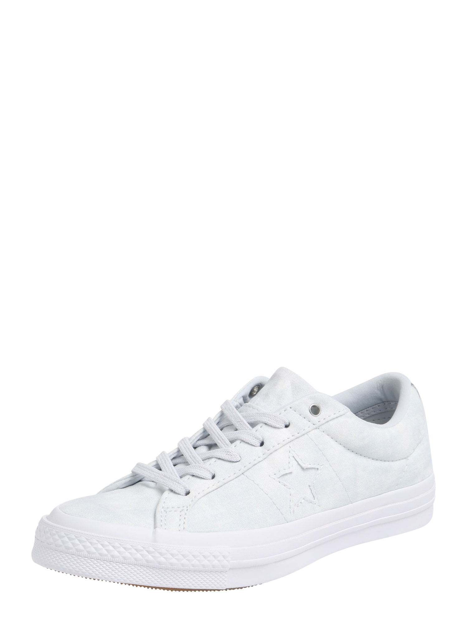 CONVERSE, Dames Sneakers laag 'One Star OxX', lichtblauw / wit