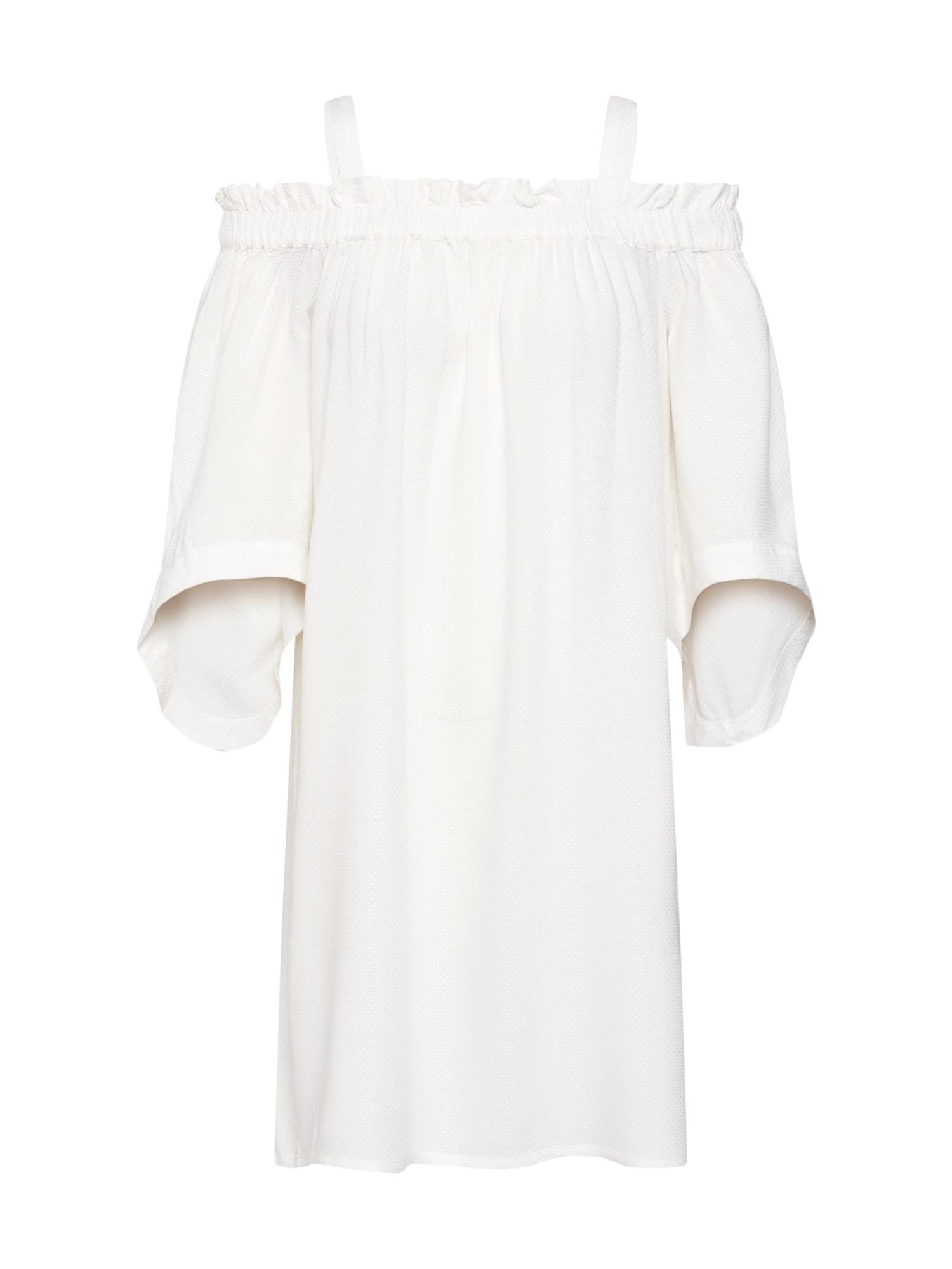 Letní šaty KYLA offwhite Noisy May