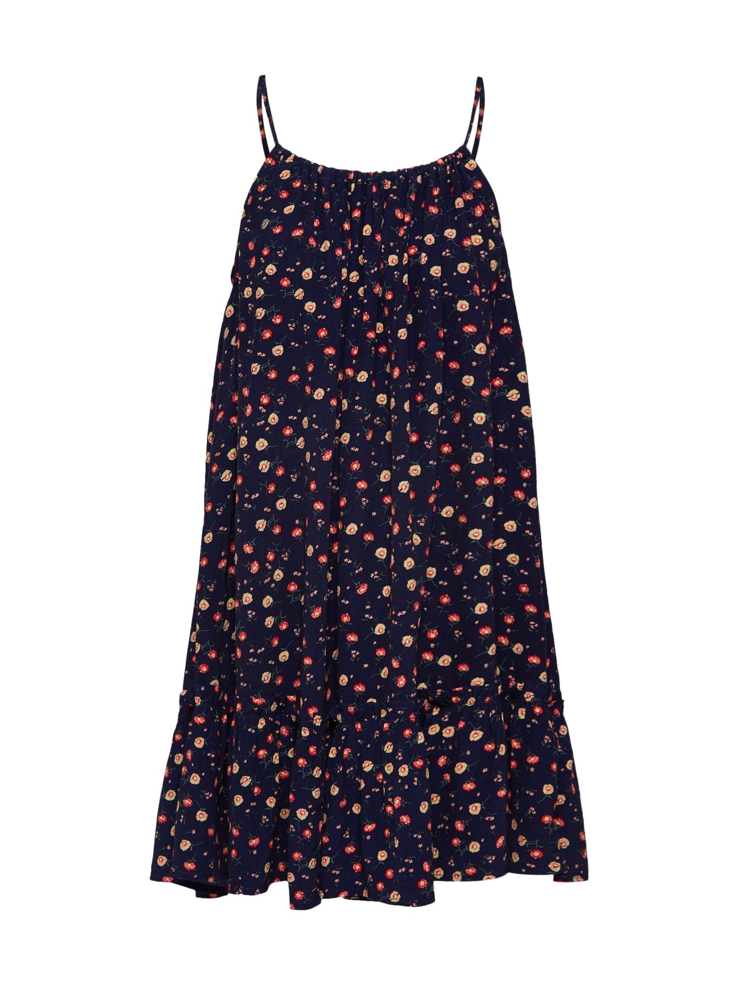 Superdry Letní šaty 'Dasy'  námořnická modř