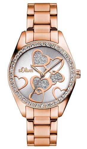 Armbanduhr, »SO-3140-MQ«