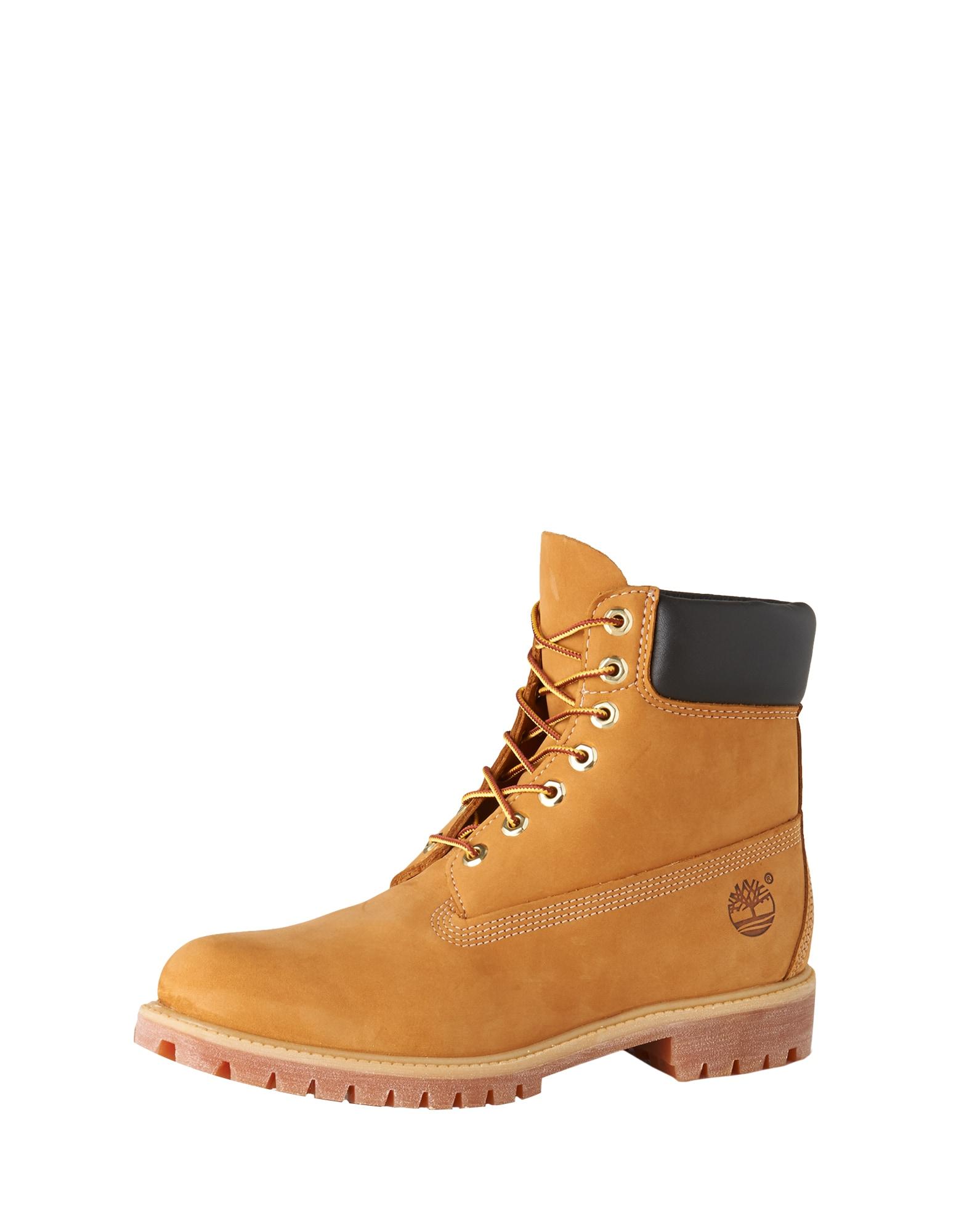 Šněrovací boty AF 6IN Premium Boot kari TIMBERLAND
