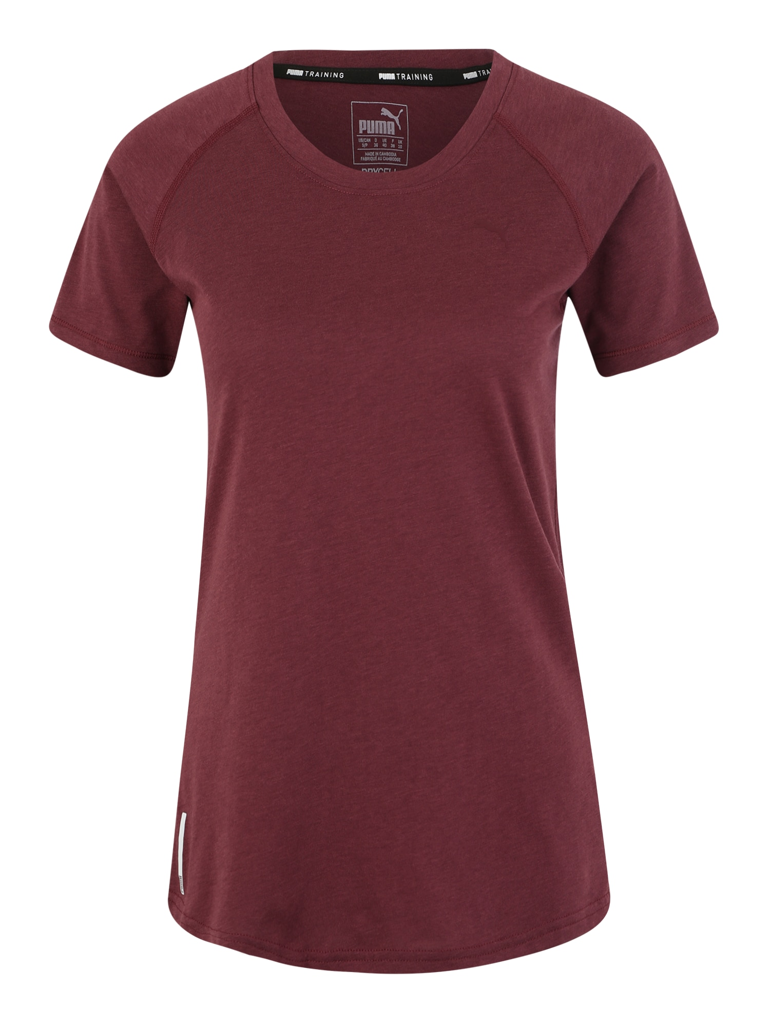 Funkční tričko ACE vínově červená PUMA
