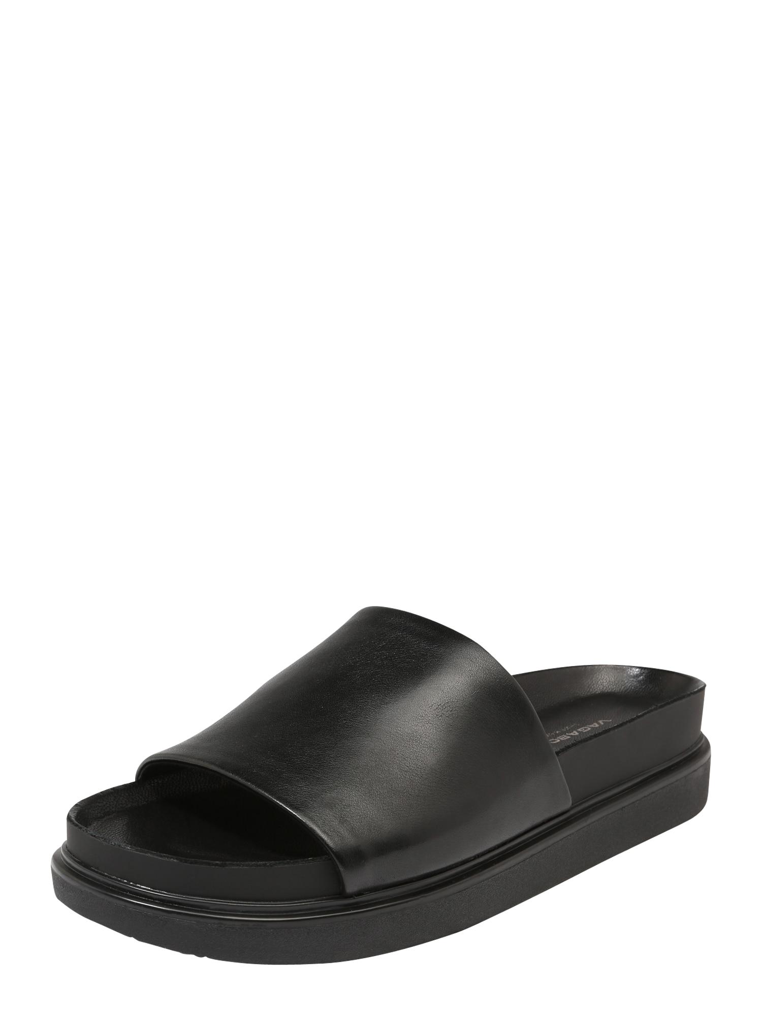 Pantofle Erin černá VAGABOND SHOEMAKERS