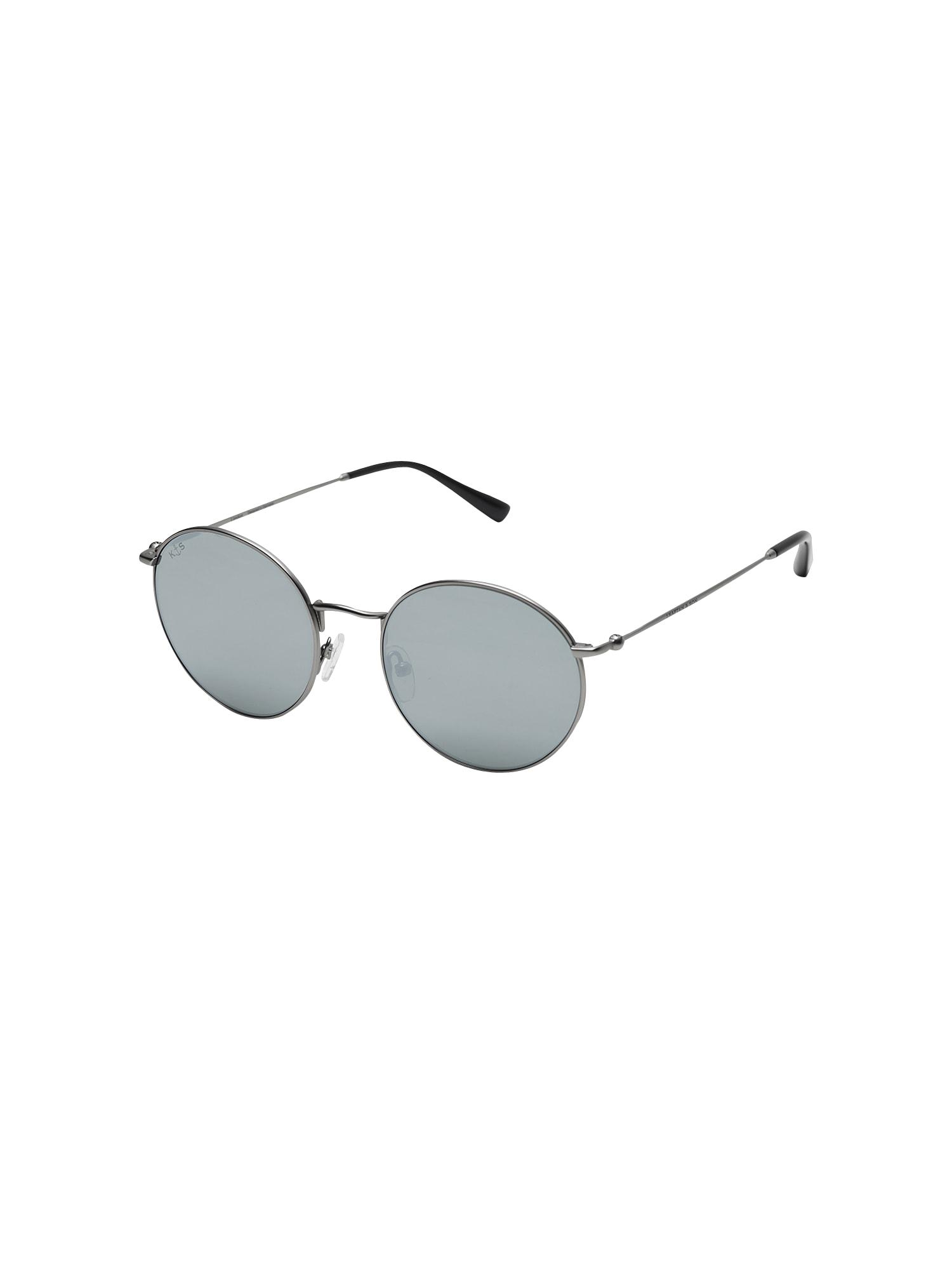 Sluneční brýle London stříbrná Kapten & Son