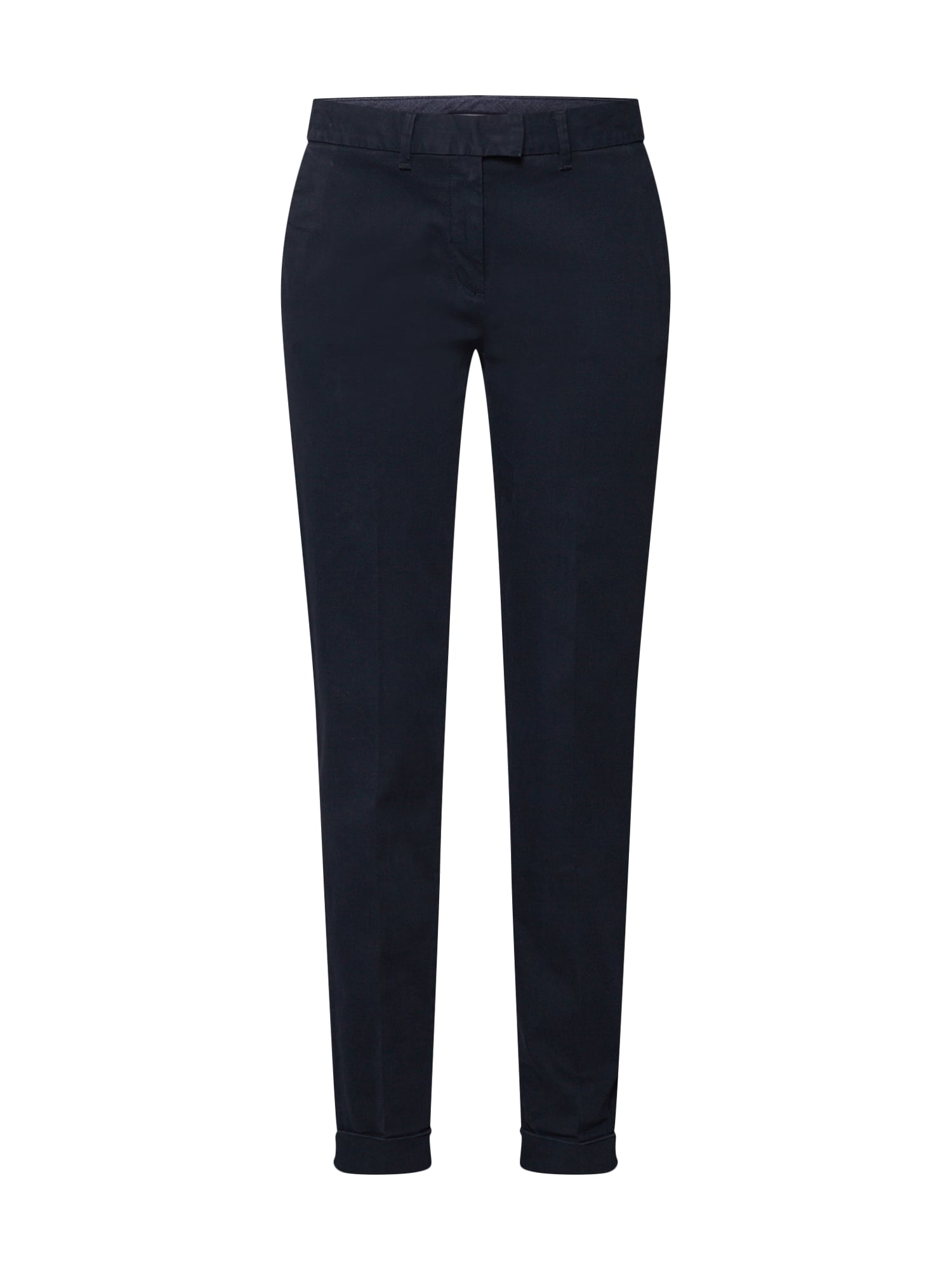 Chino kalhoty Heritage tmavě modrá TOMMY HILFIGER