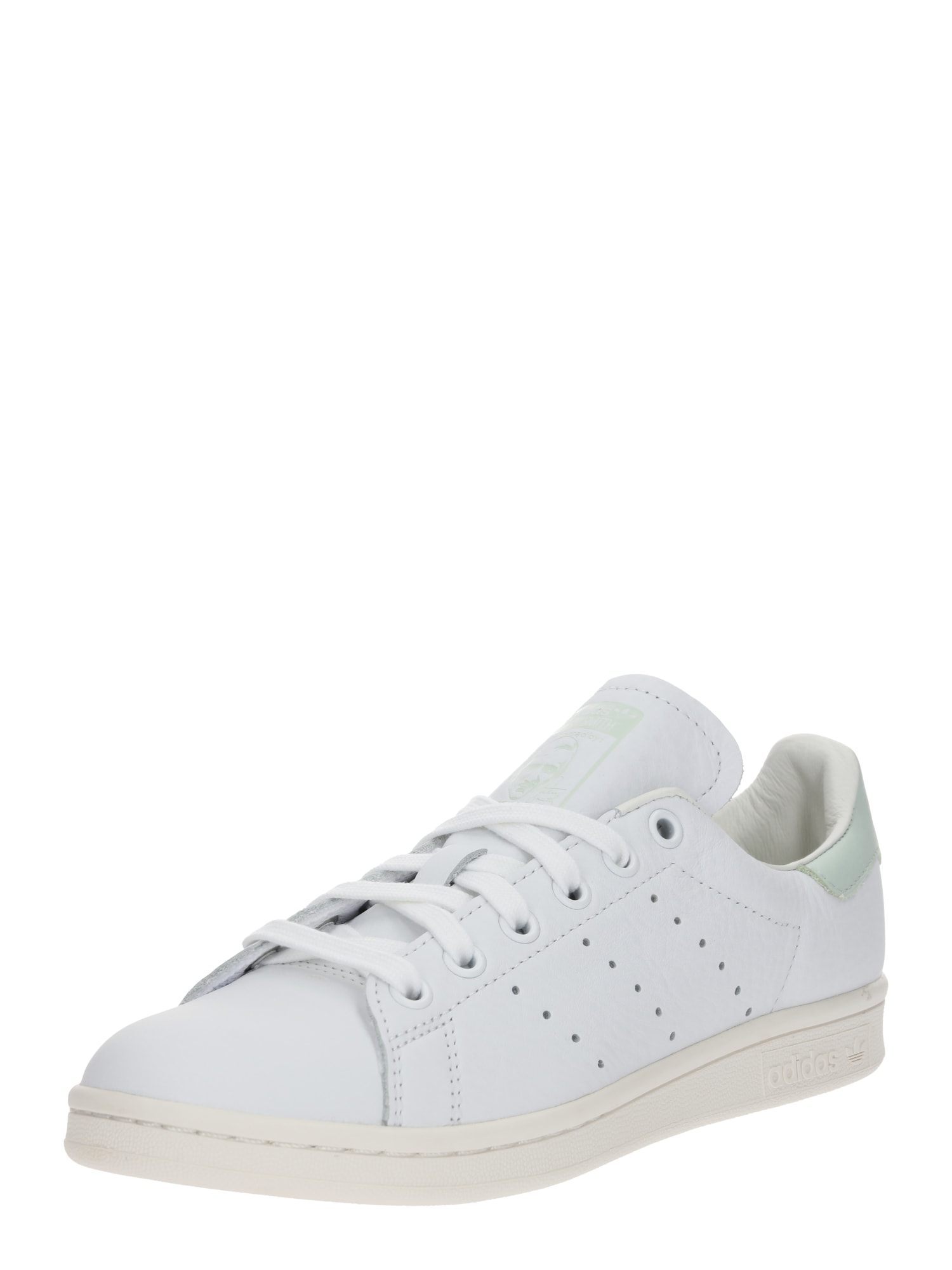 Tenisky Stan Smith  pastelově zelená  bílá ADIDAS ORIGINALS