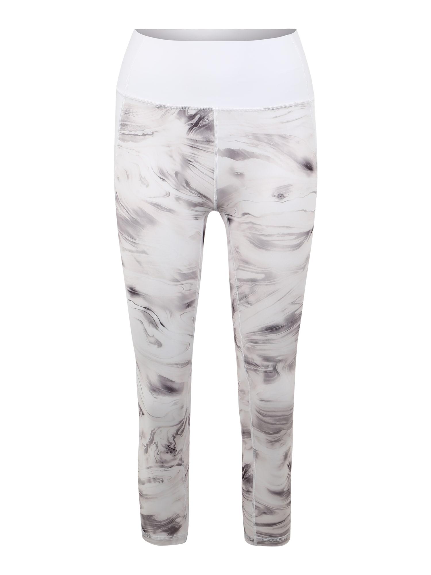 Sportovní kalhoty bílá GAP