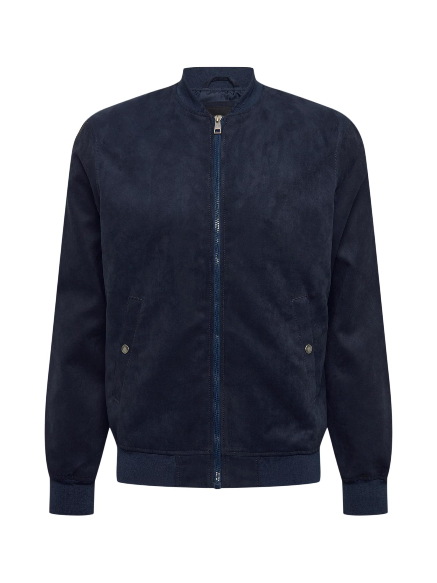 Přechodná bunda ELIJAH námořnická modř Only & Sons