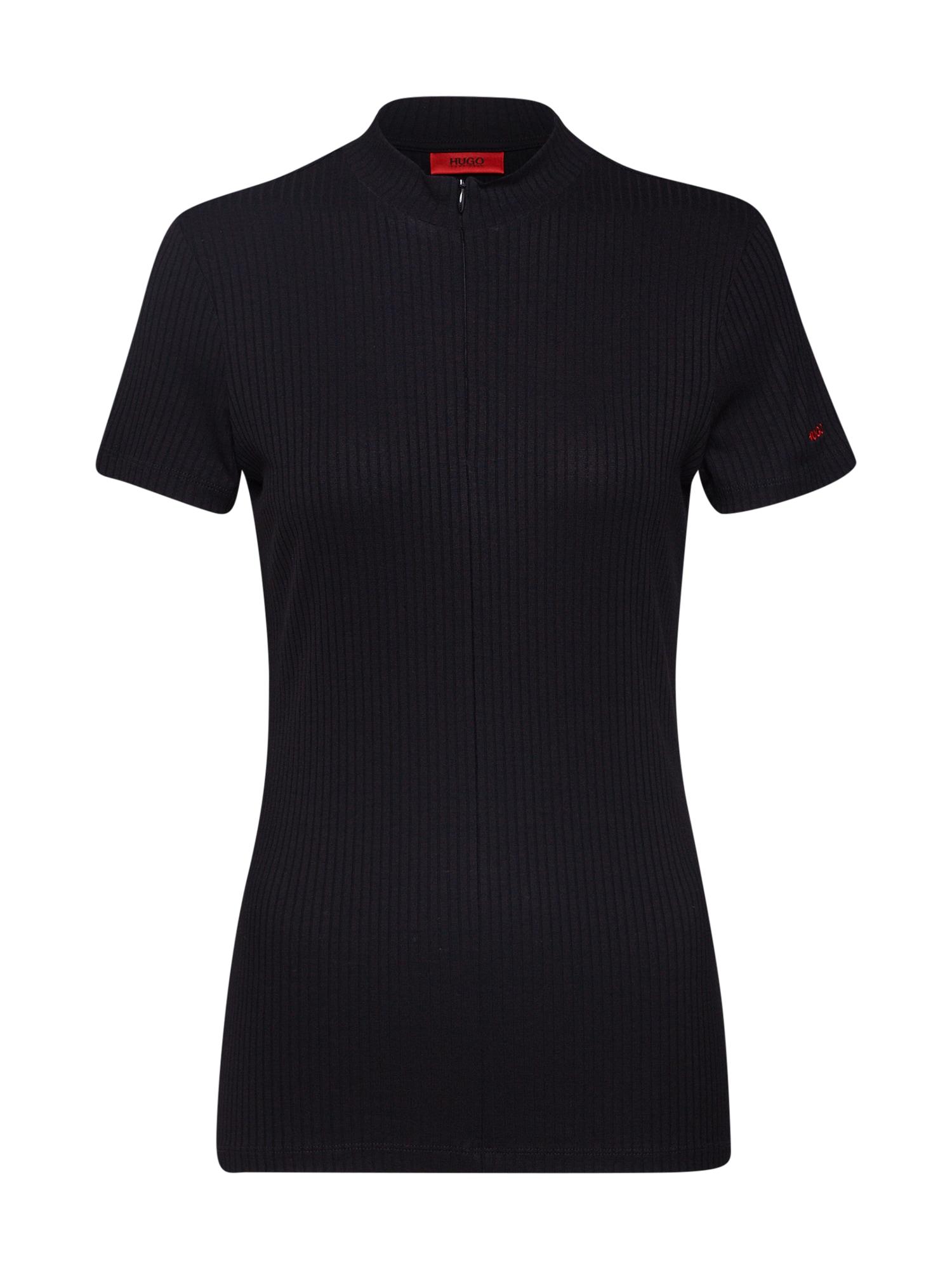 Tričko Daroline_1 černá HUGO