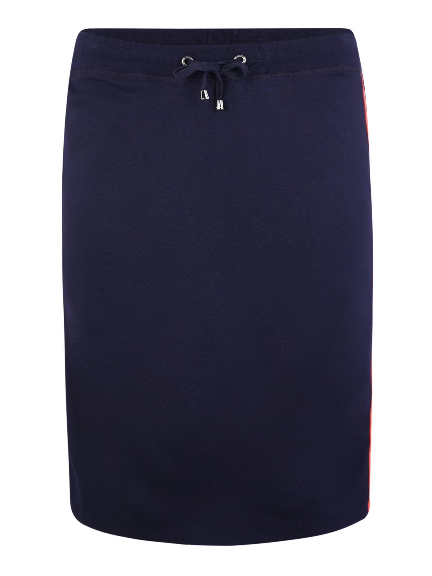 Sukně tmavě modrá TRIANGLE