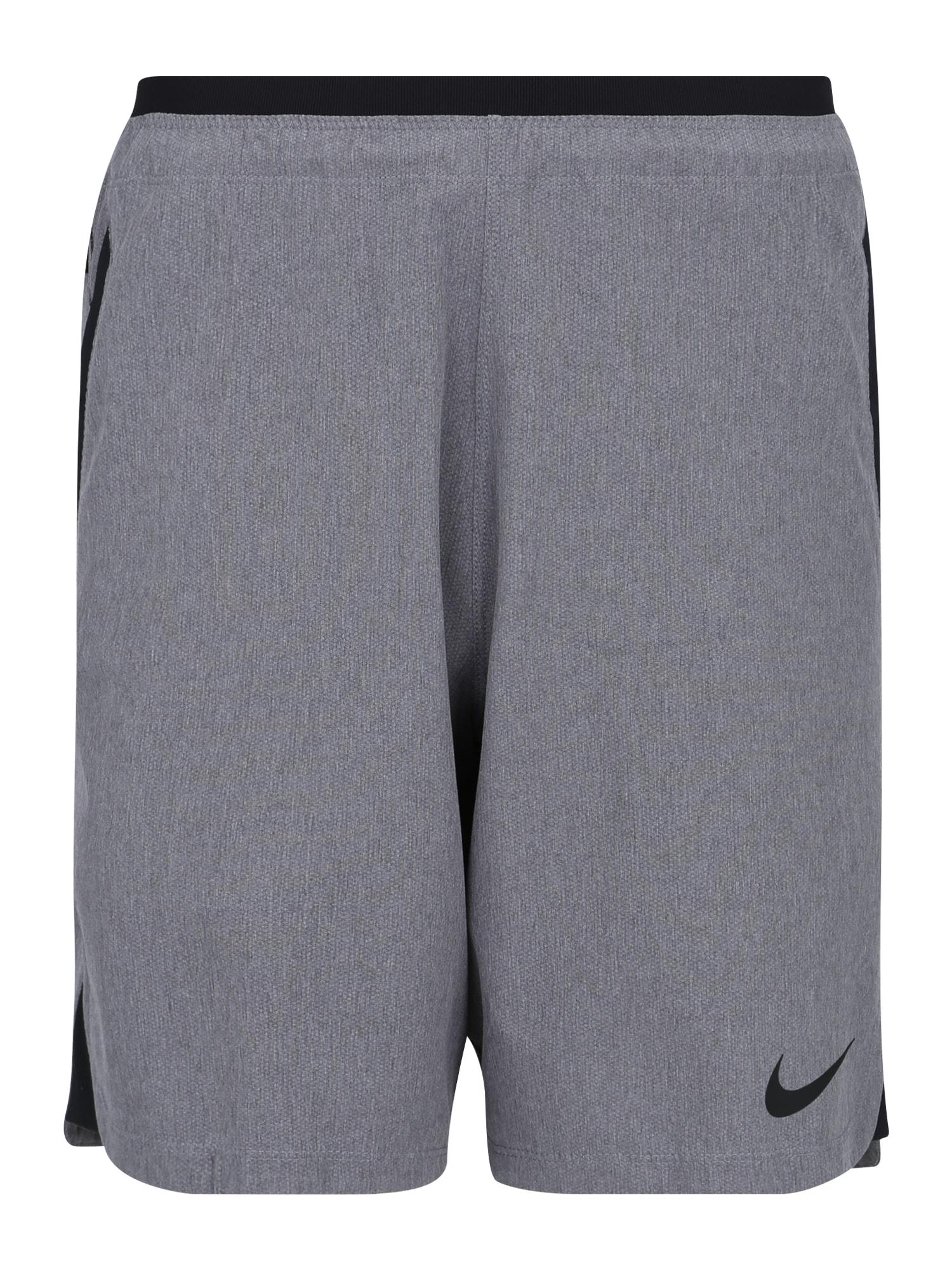 Sportovní kalhoty M NP FLEX REPEL SHORT NPC grau NIKE