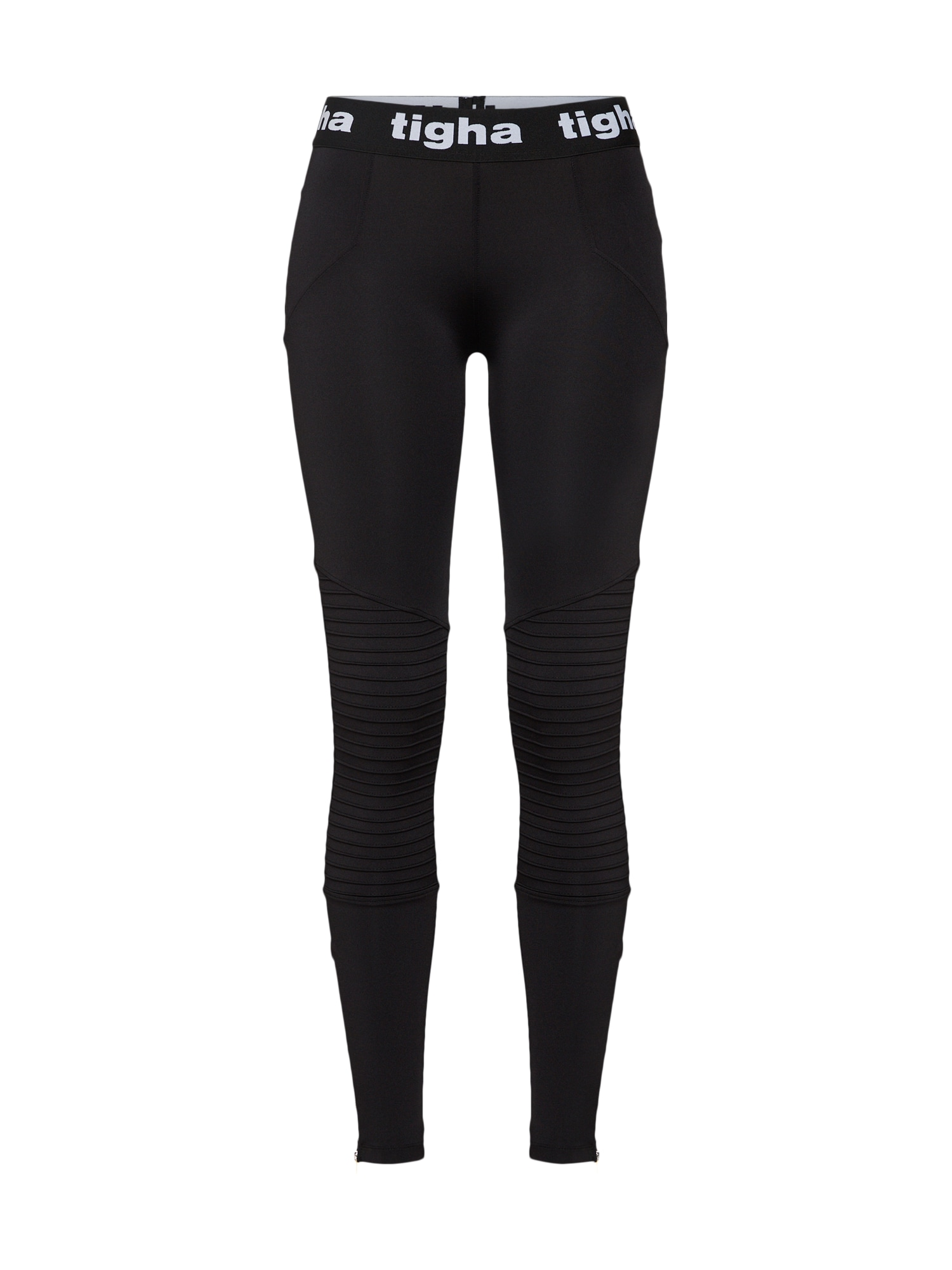 Kalhoty Cata černá Tigha