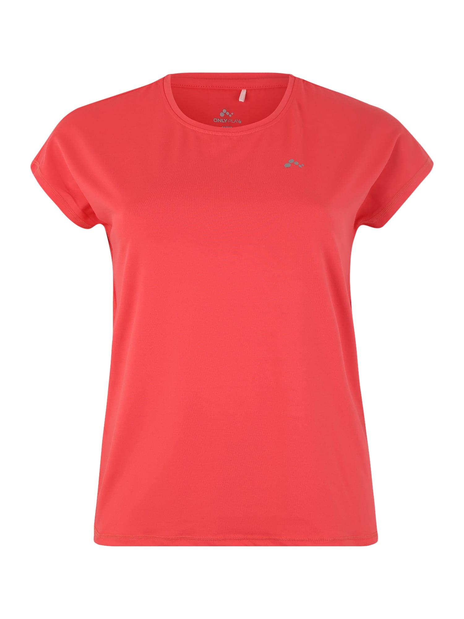 Funkční tričko onpAUBREE pink Only Play Curvy