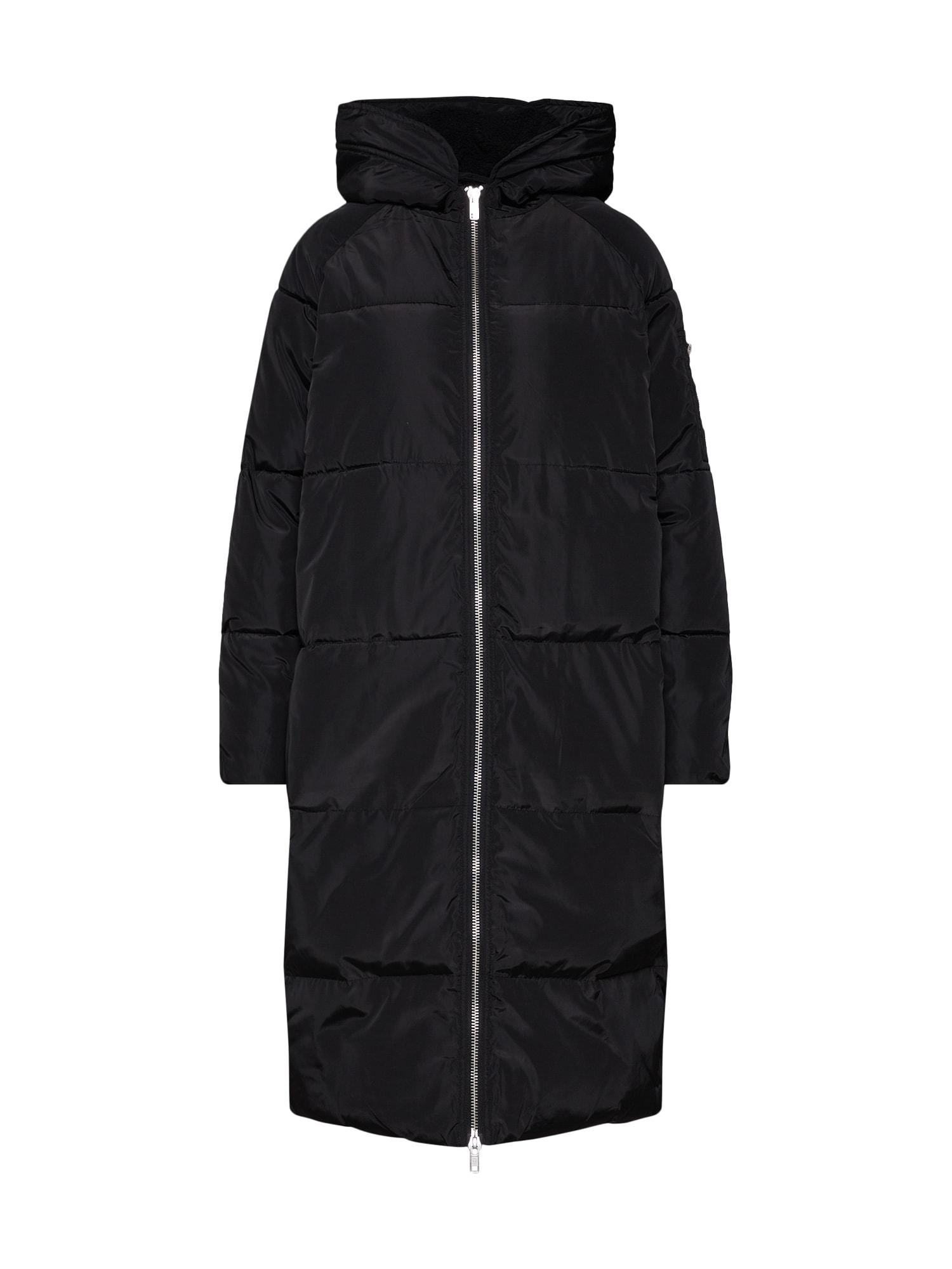 Zimní kabát černá Urban Classics
