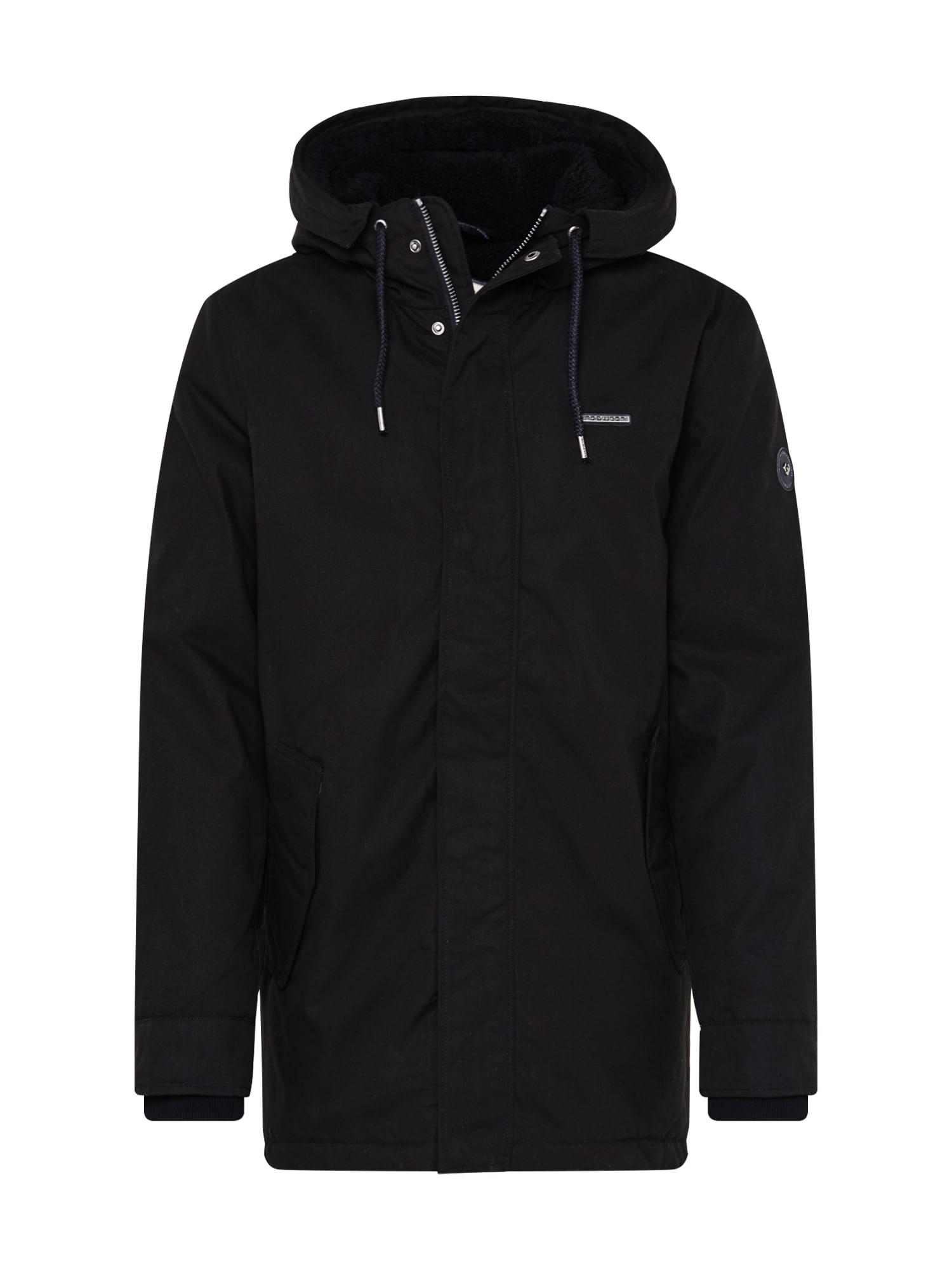 Ragwear Prechodná bunda 'Mr Smith'  čierna