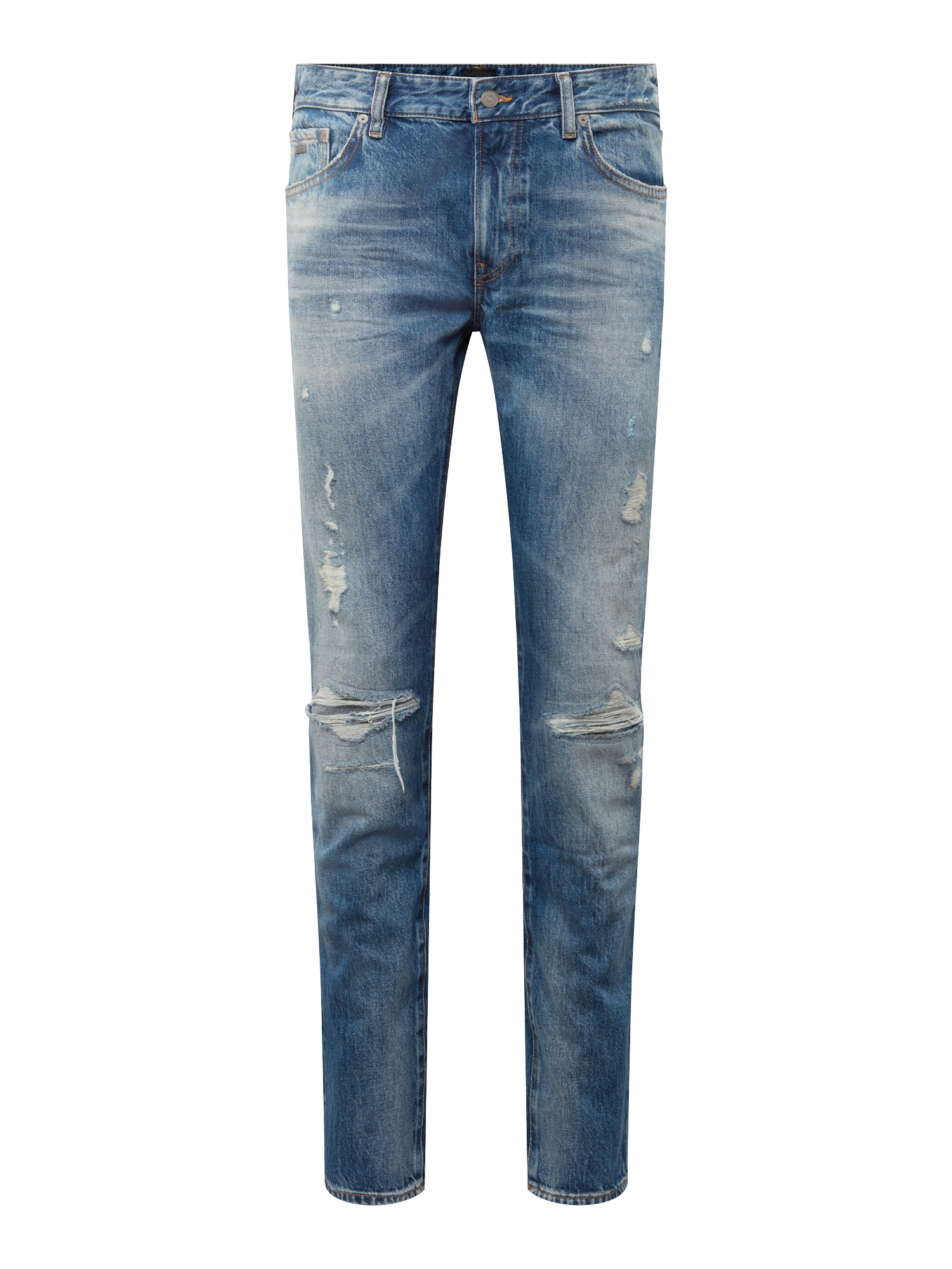 Džíny Maine BC-L-C 10216234 01 modrá džínovina BOSS