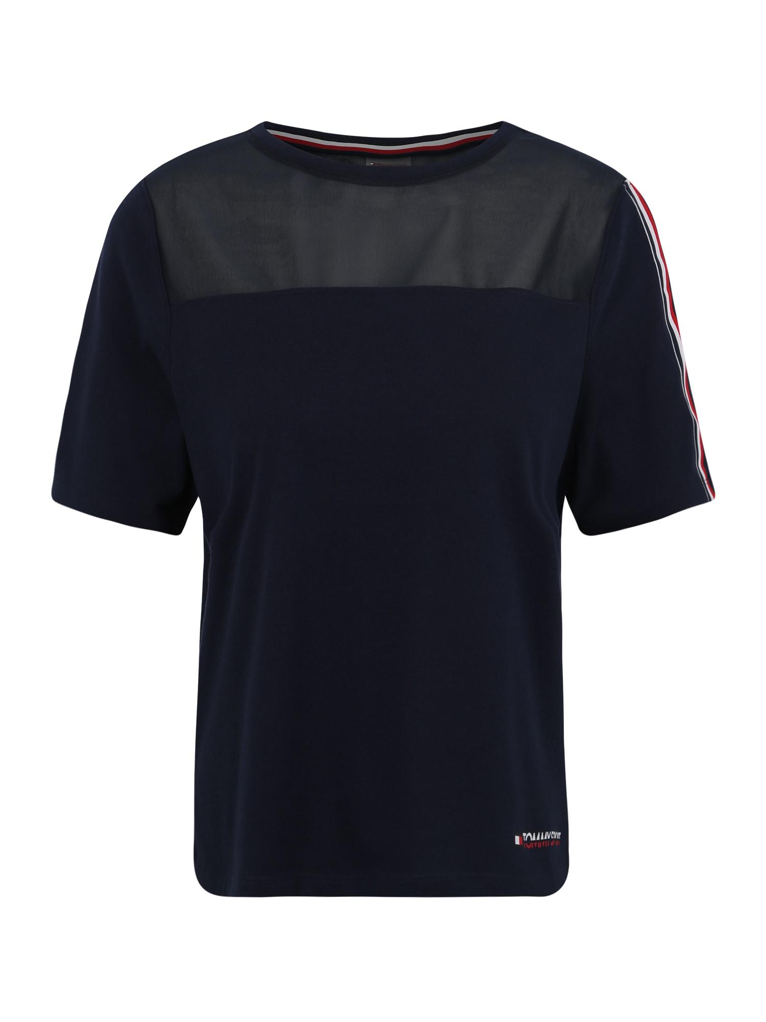 Funkční tričko Tee SS 93 námořnická modř Tommy Sport