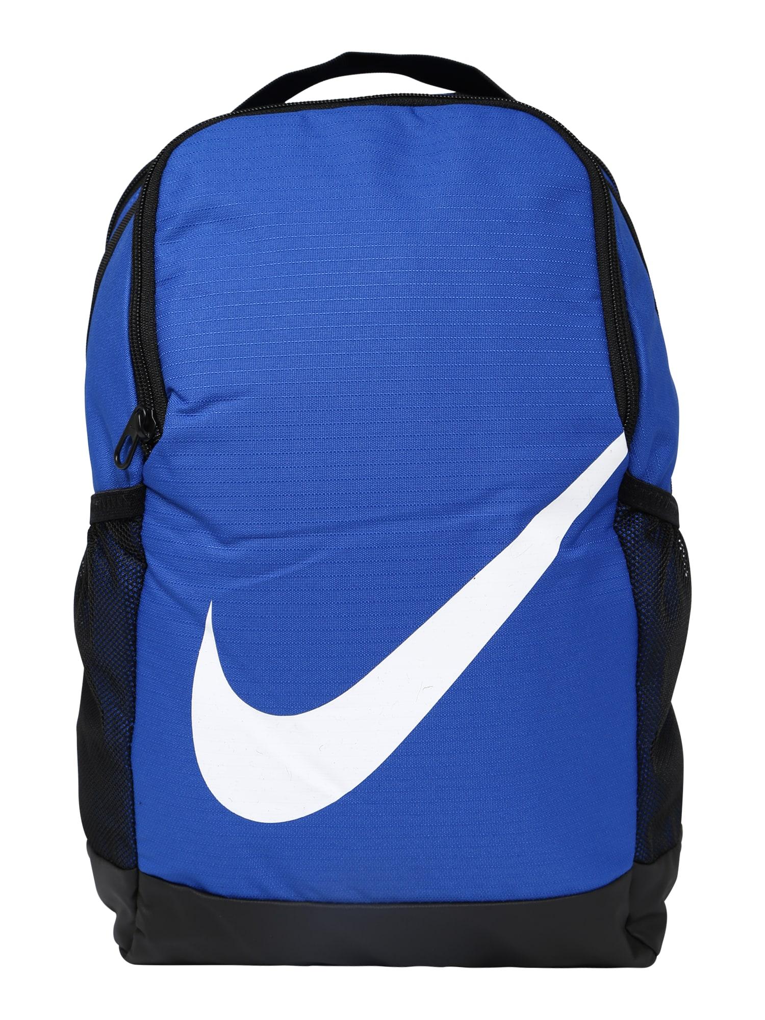 Batoh modrá černá Nike Sportswear