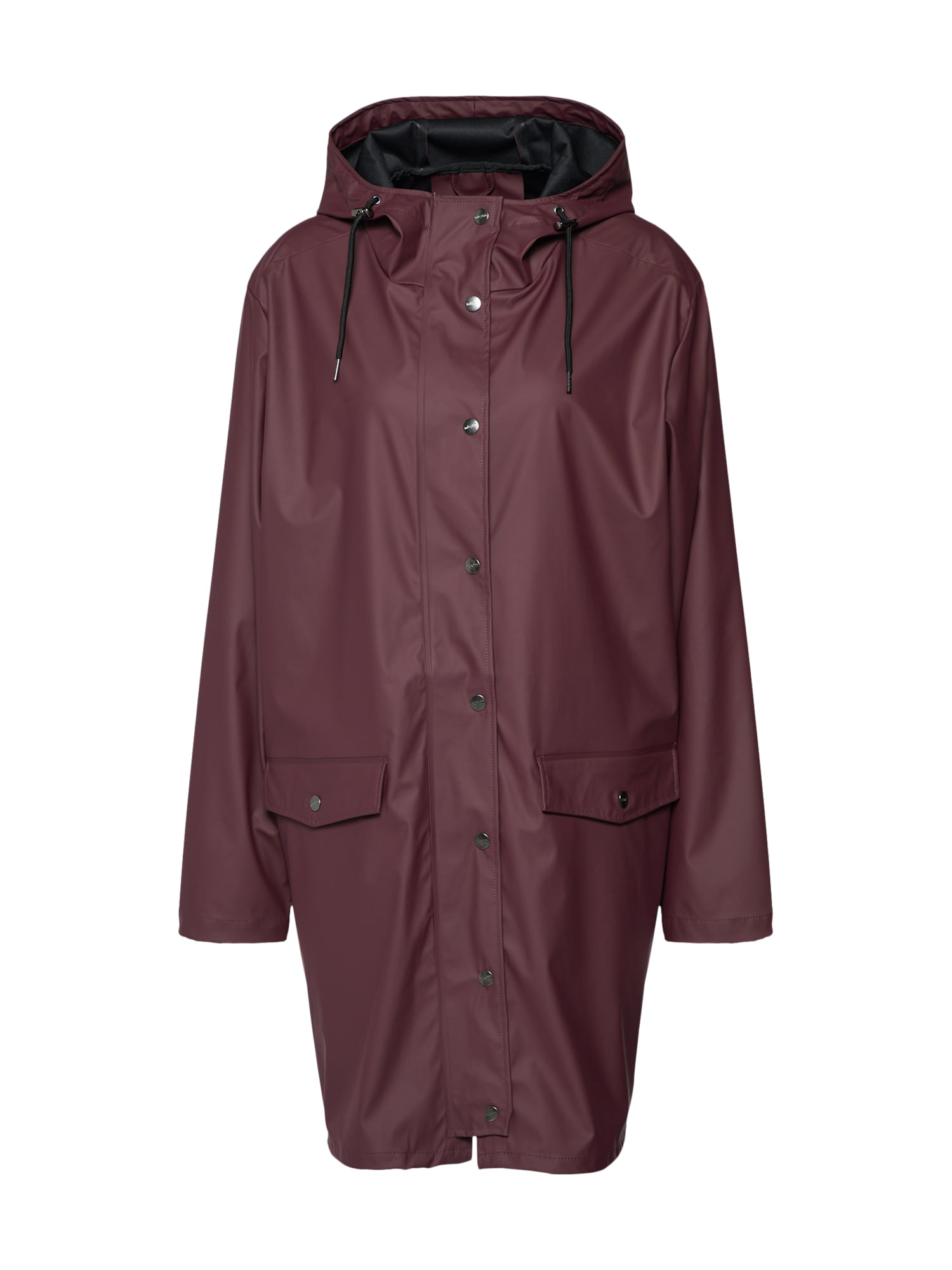 Přechodný kabát Fabiola bordeaux Mbym