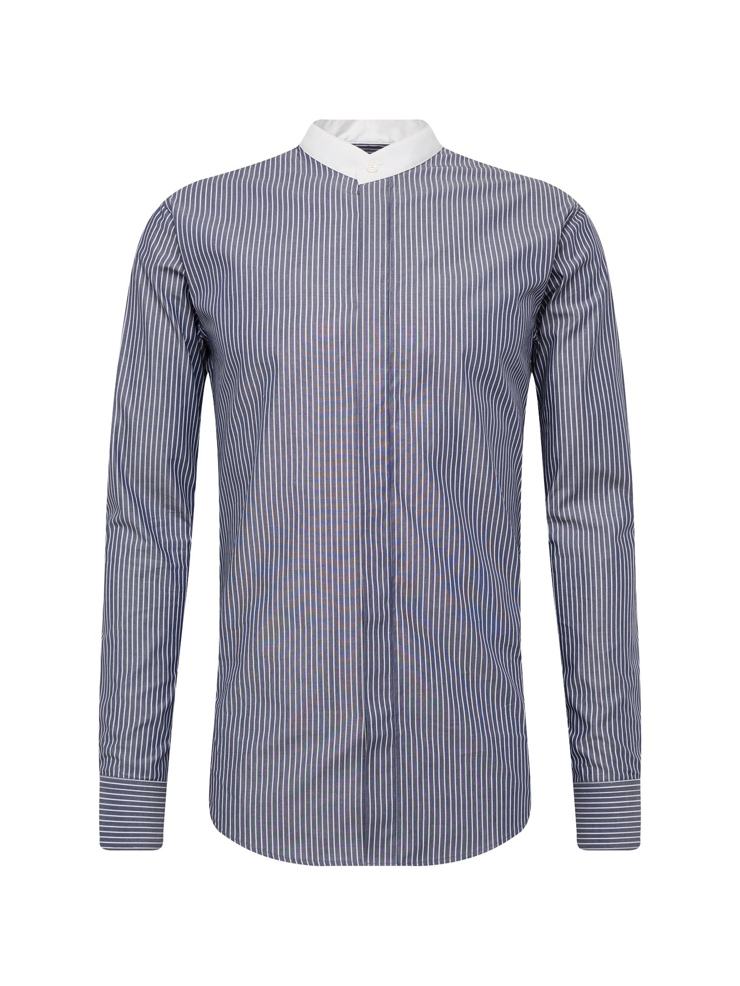 Košile FORWARD námořnická modř bílá Tiger Of Sweden