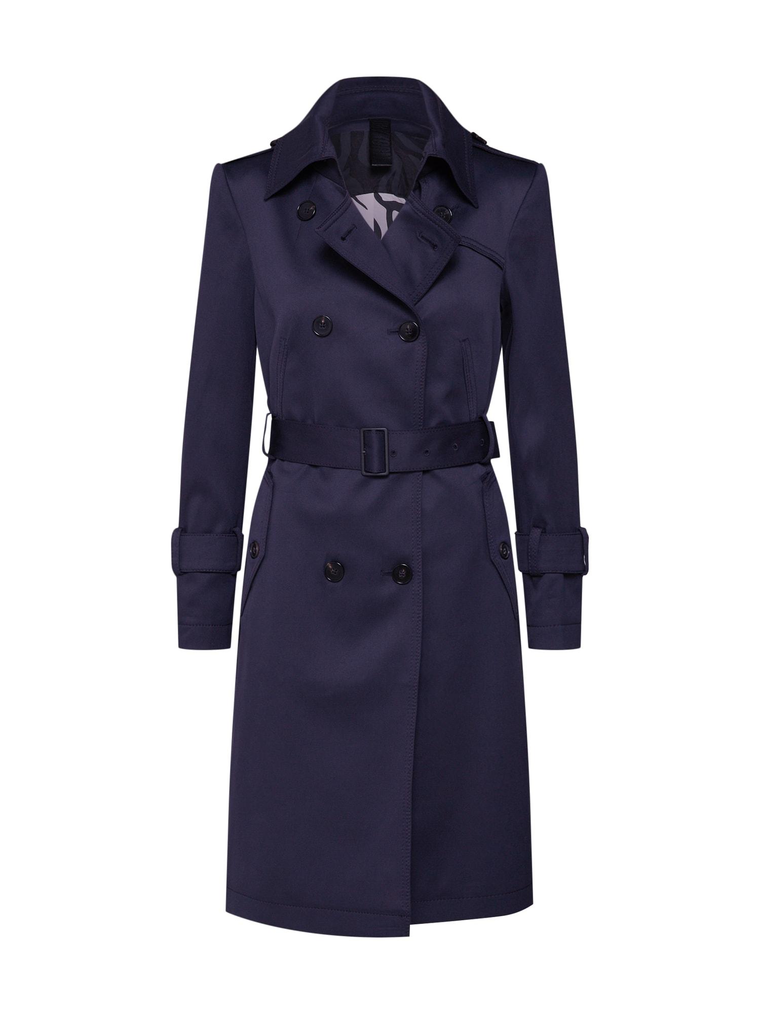 Přechodný kabát Wentley námořnická modř DRYKORN