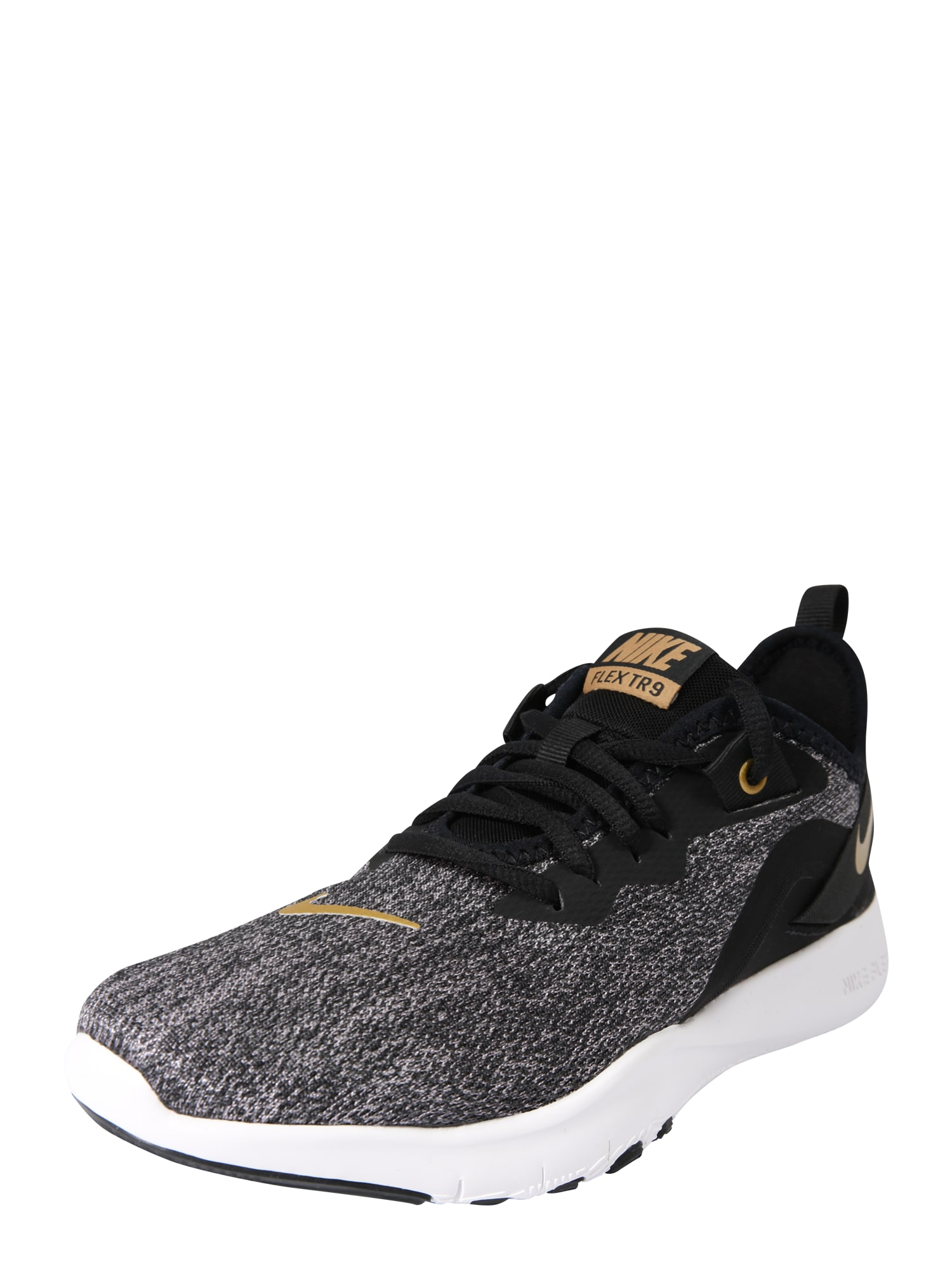 Sportovní boty Nike Flex TR 9 tmavě šedá černá NIKE