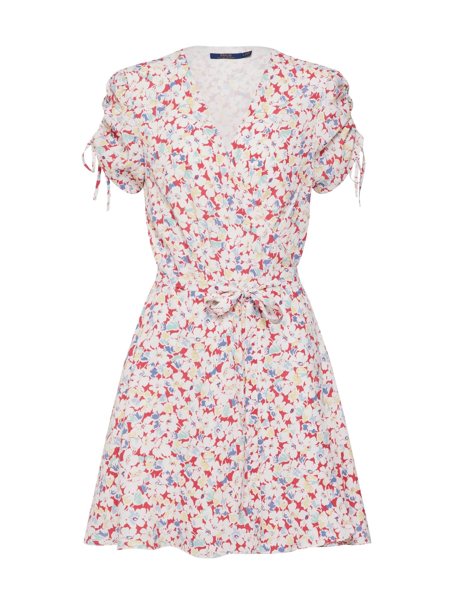 Letní šaty mix barev POLO RALPH LAUREN