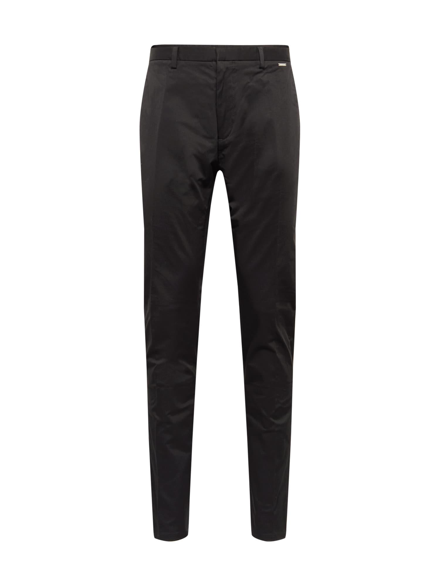 Kalhoty Glen183 černá HUGO