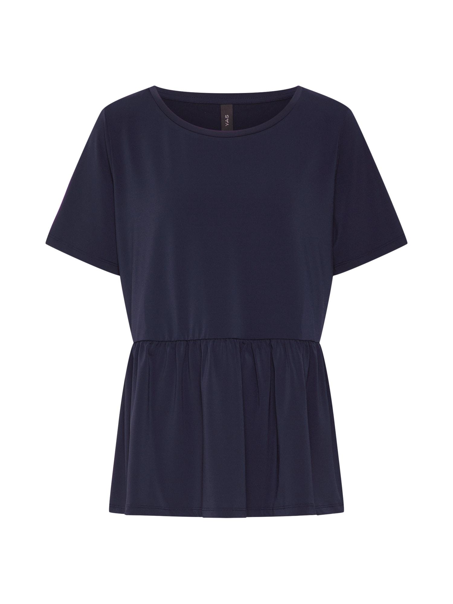 Tričko LIRA tmavě modrá Y.A.S