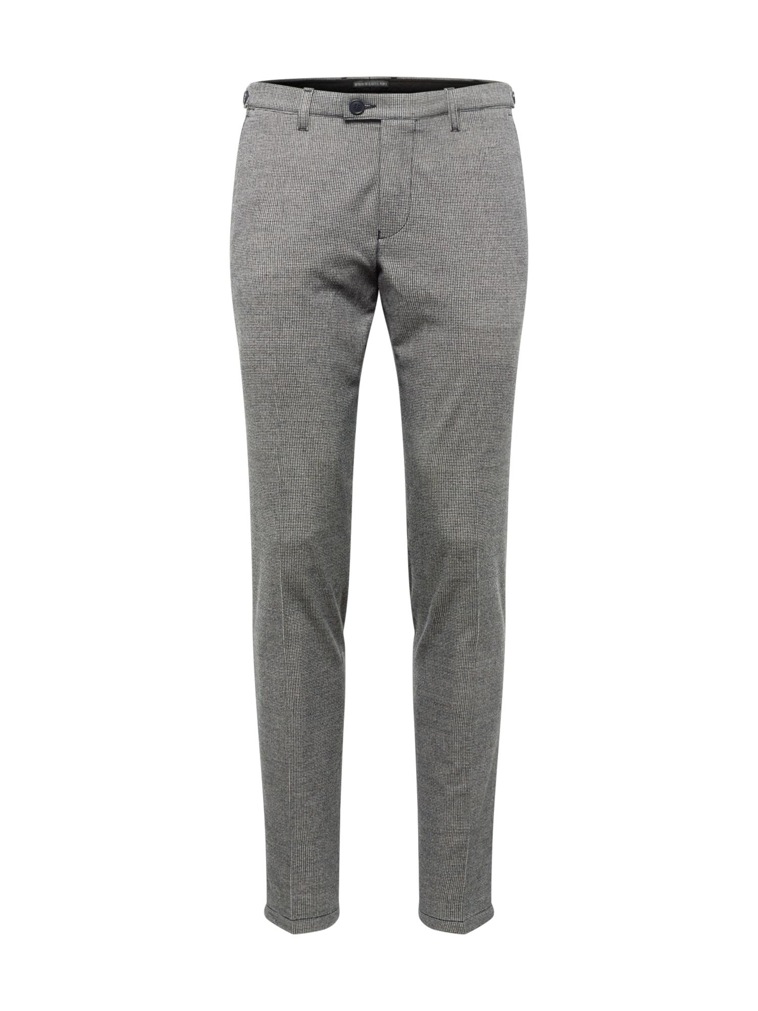 Kalhoty s puky KILL tmavě šedá DRYKORN
