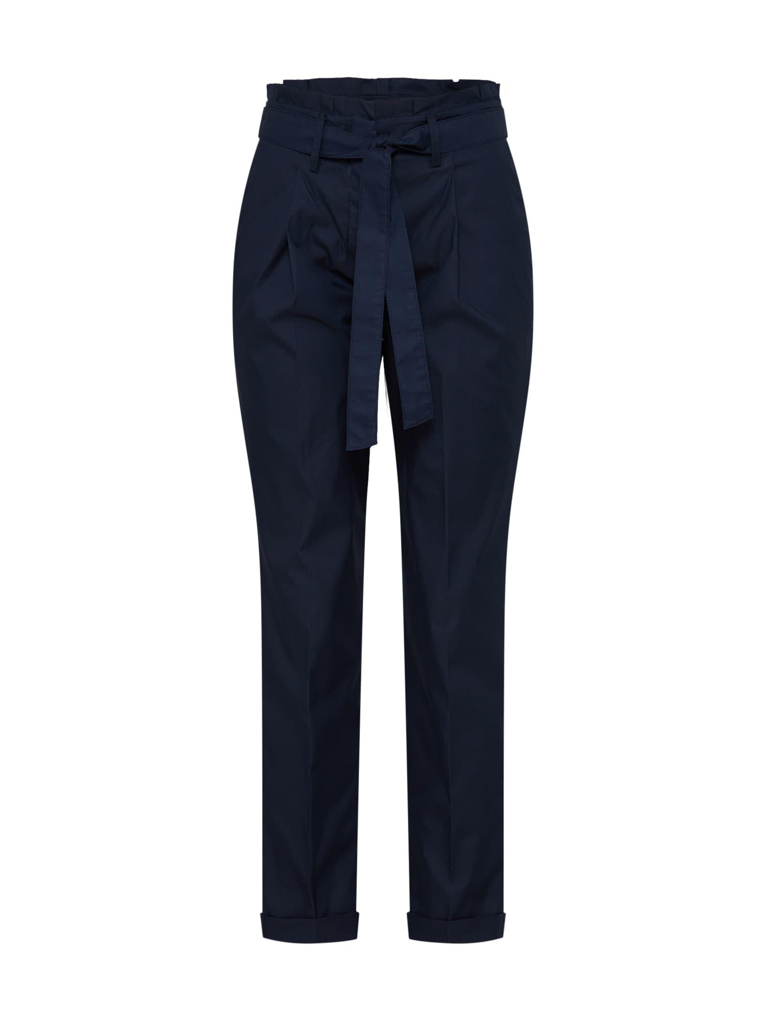 Kalhoty tmavě modrá OPUS